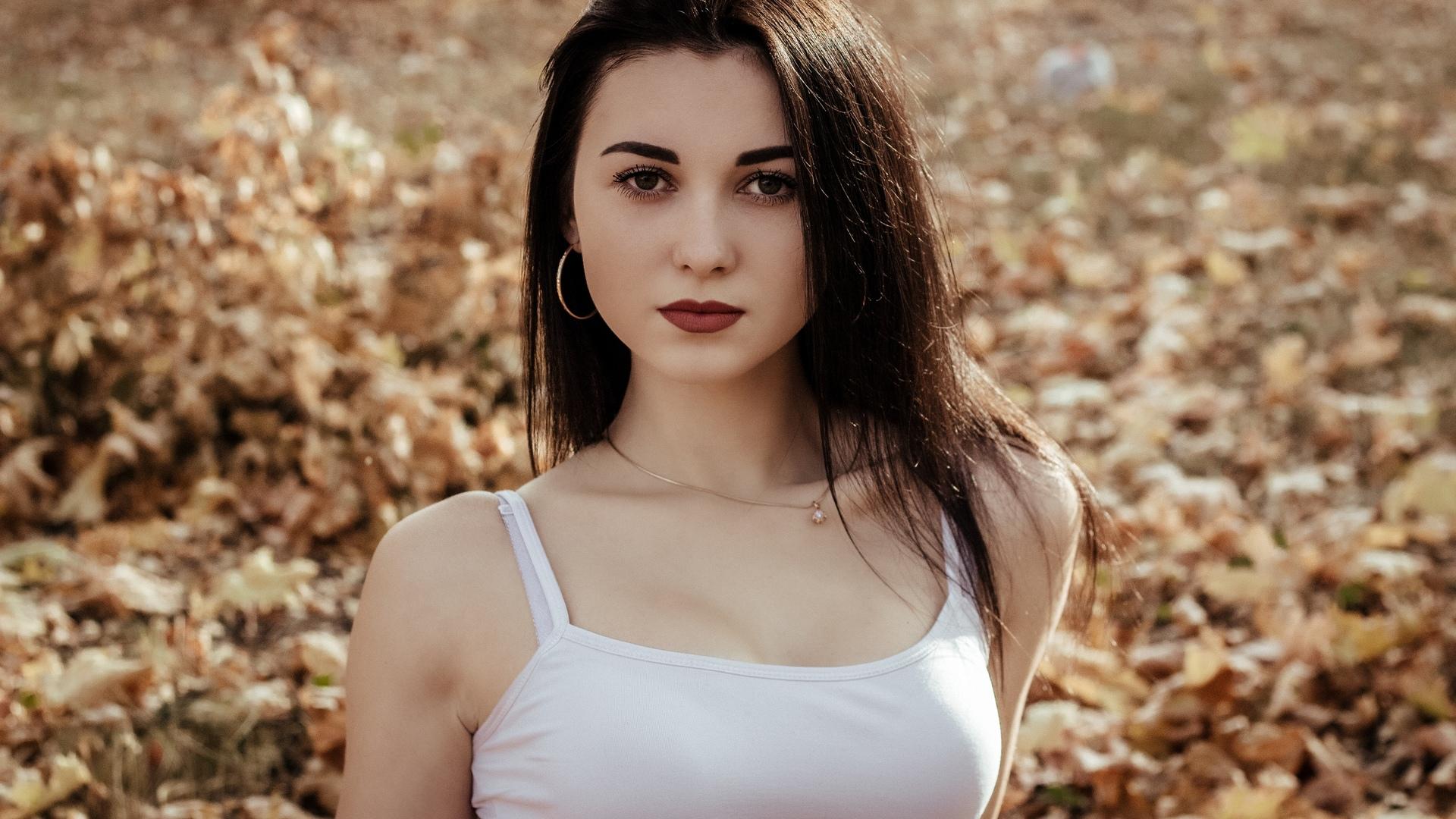 Download Beautiful, girl model, Ksenia Kokoreva wallpaper