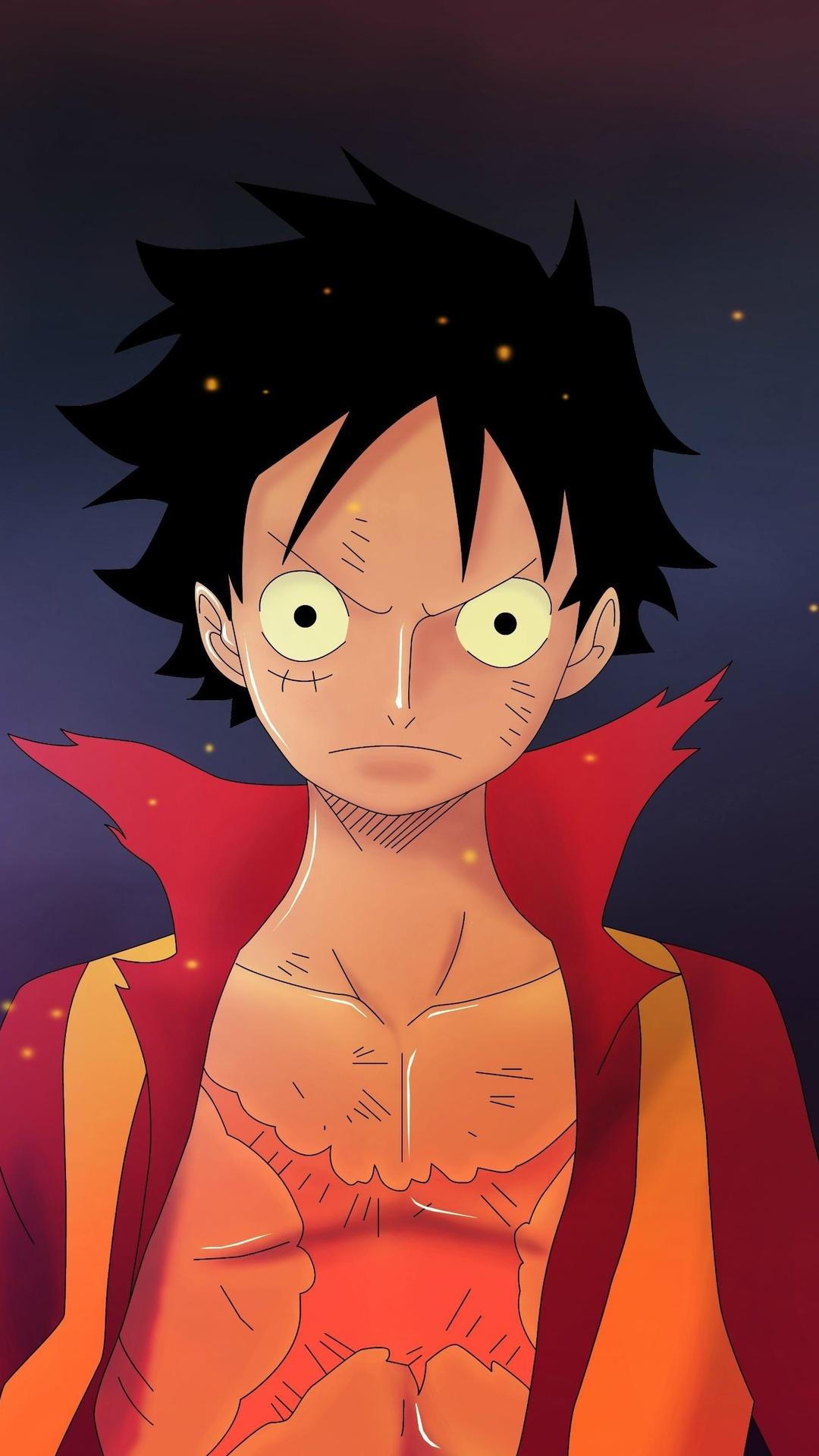Monkey D Luffy One Piece 4k Ln