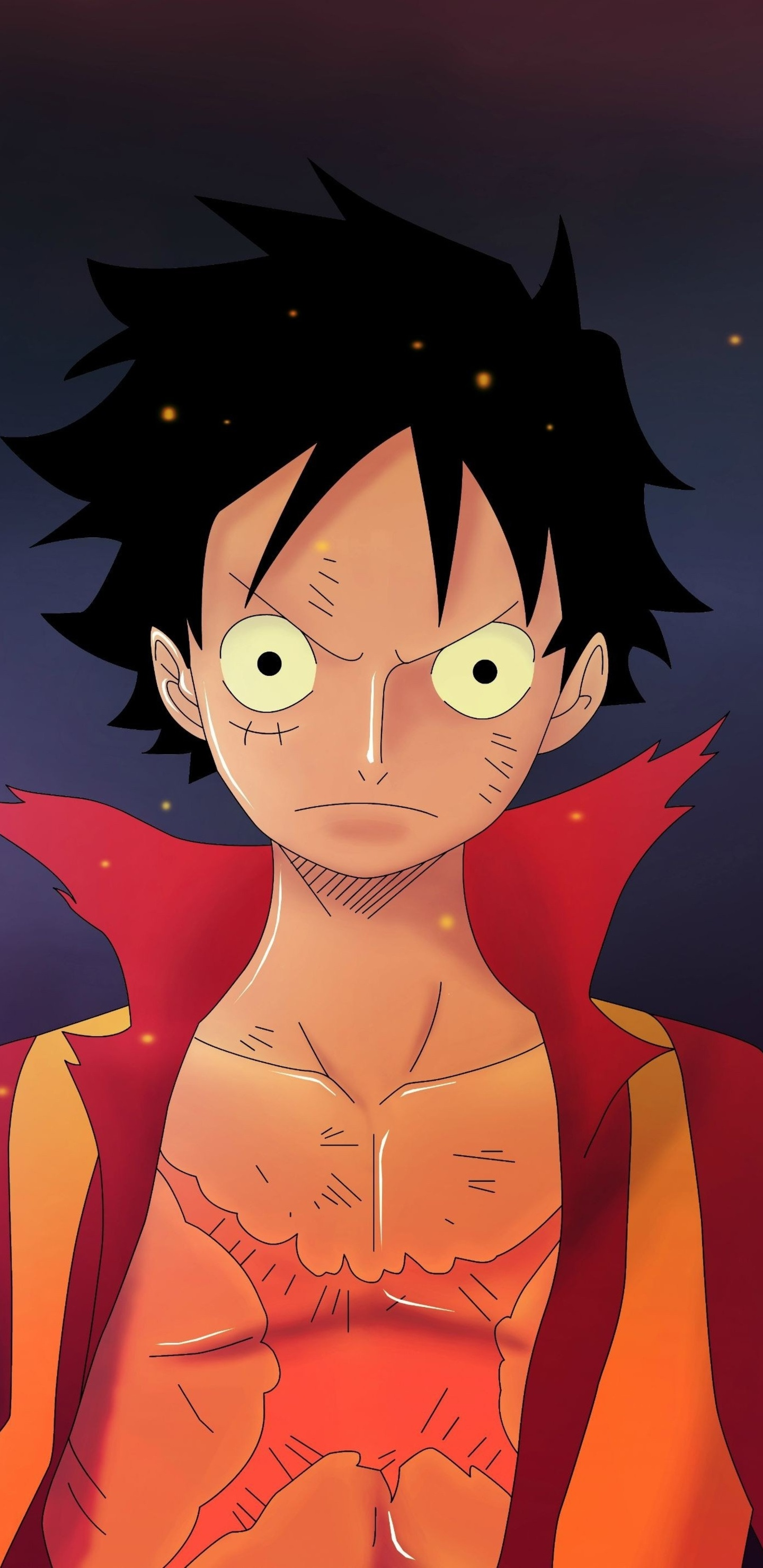 1440x2960 Monkey D Luffy One Piece 4k Samsung Galaxy Note 9 8 S9 S8