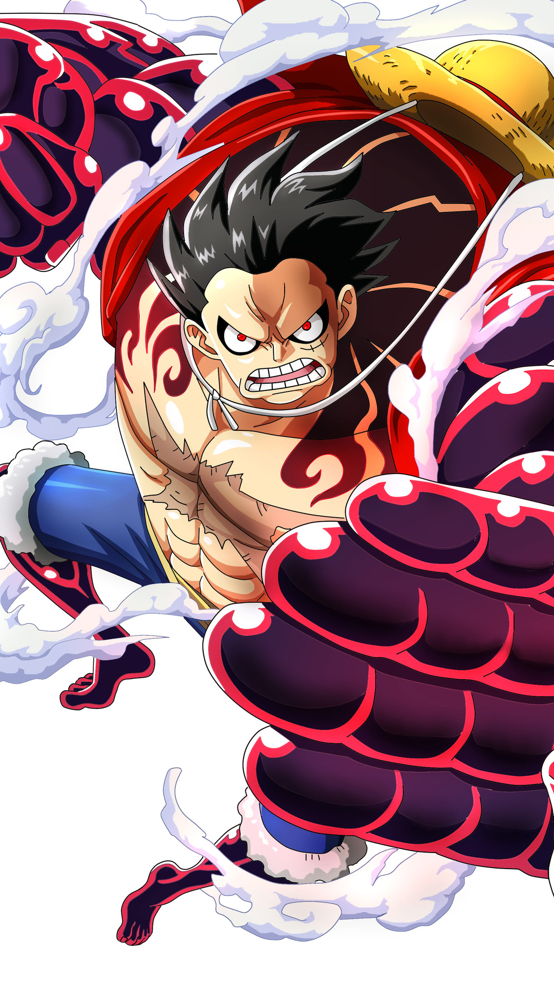 Monkey D Luffy One Piece Pg