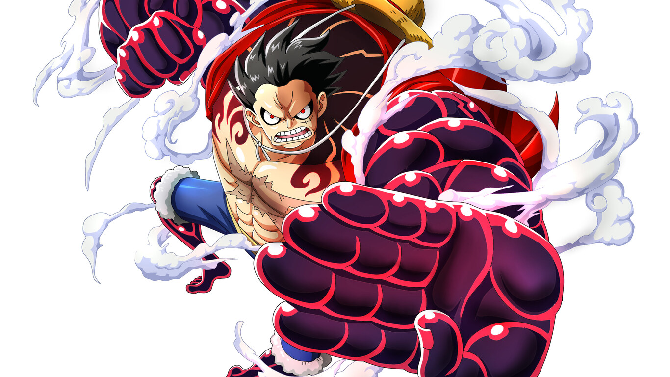 1366x768 Monkey D Luffy One Piece 1366x768 Resolution Hd 4k Wallpapers Images Backgrounds Photos And Pictures