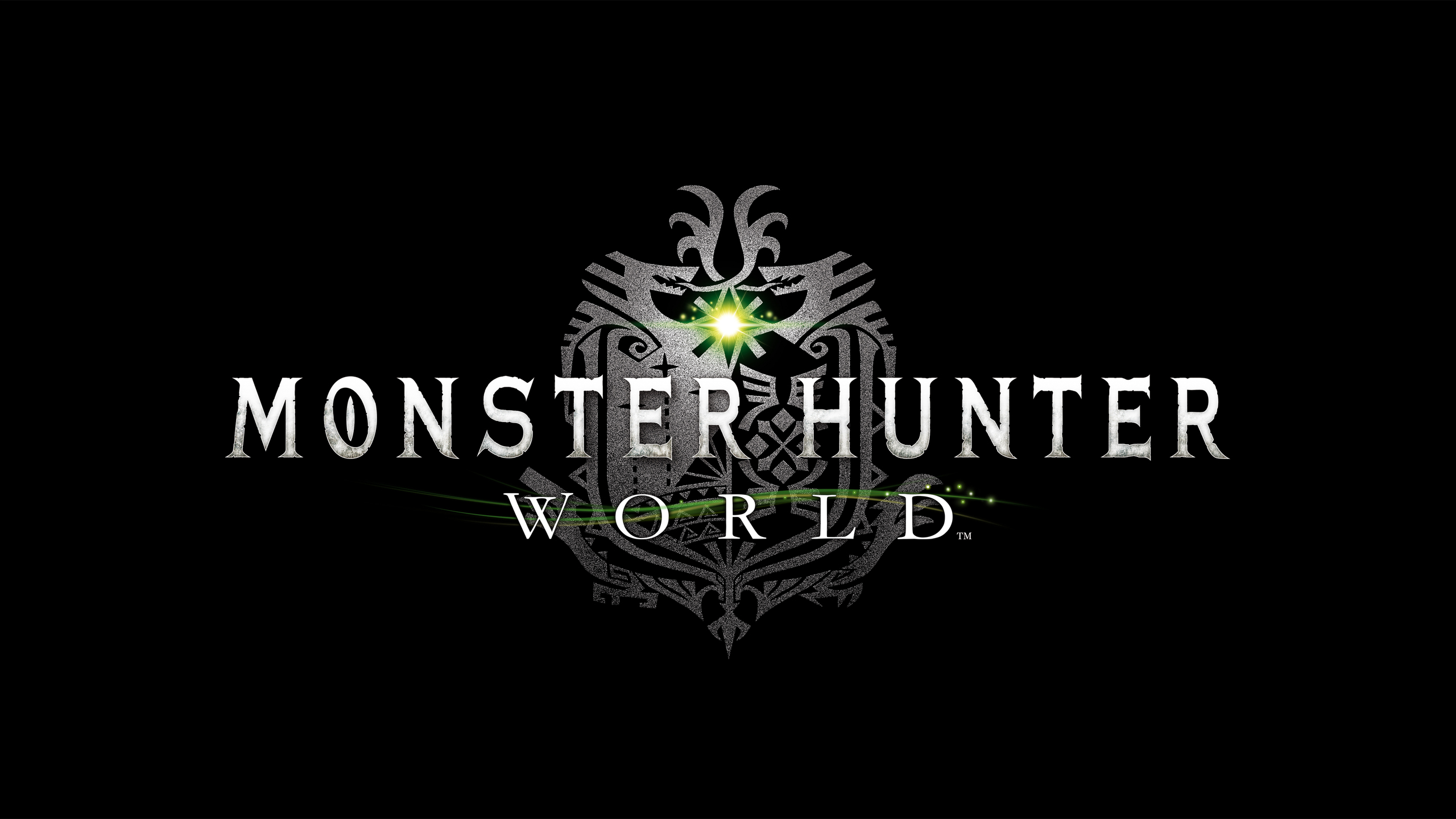 Monster Hunter World Logo >> 2560x1440 Monster Hunter World 1440P Resolution HD 4k Wallpapers, Images, Backgrounds, Photos ...