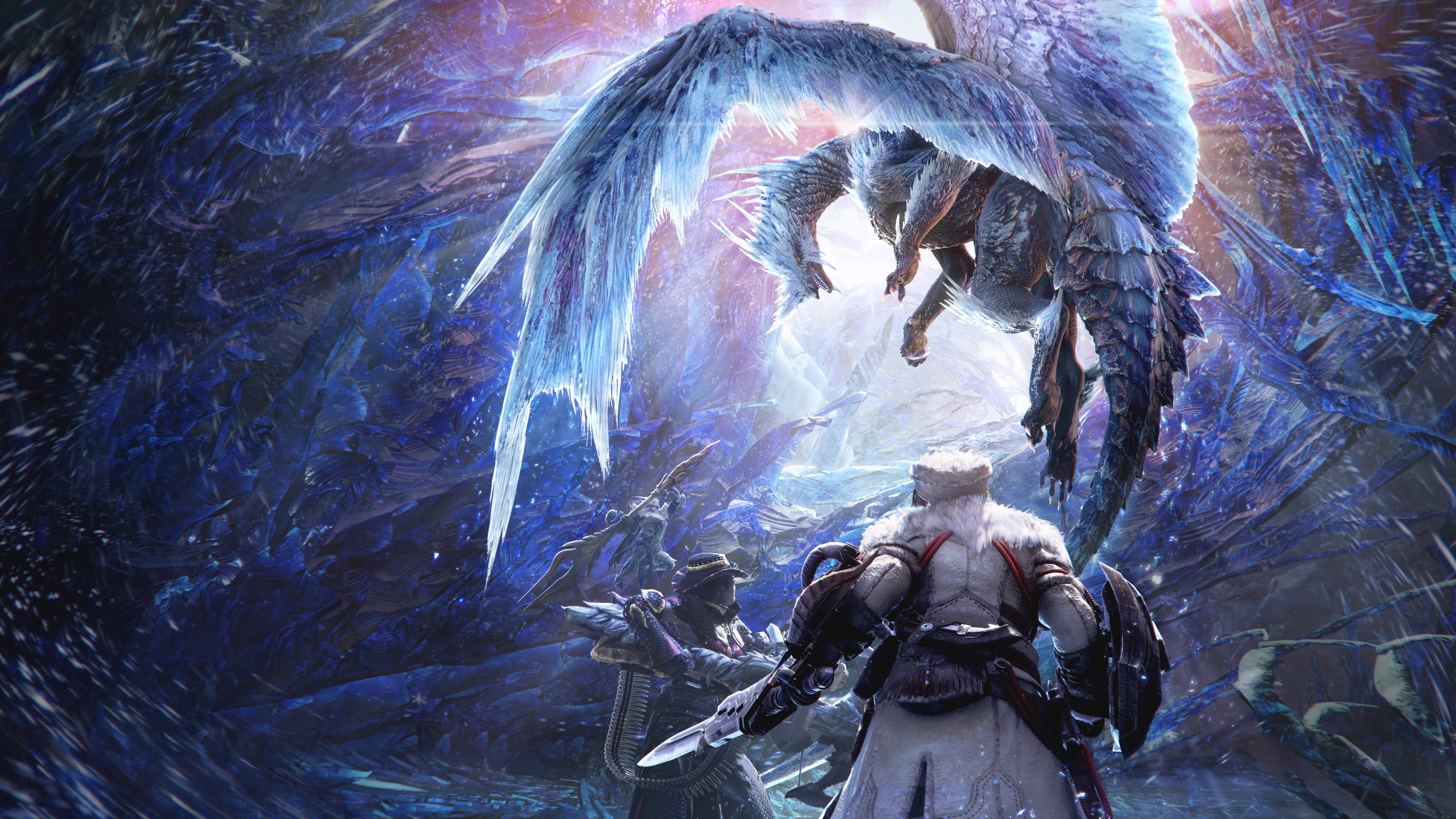 7680x4320 Monster Hunter World Iceborne 8k Hd 4k Wallpapers