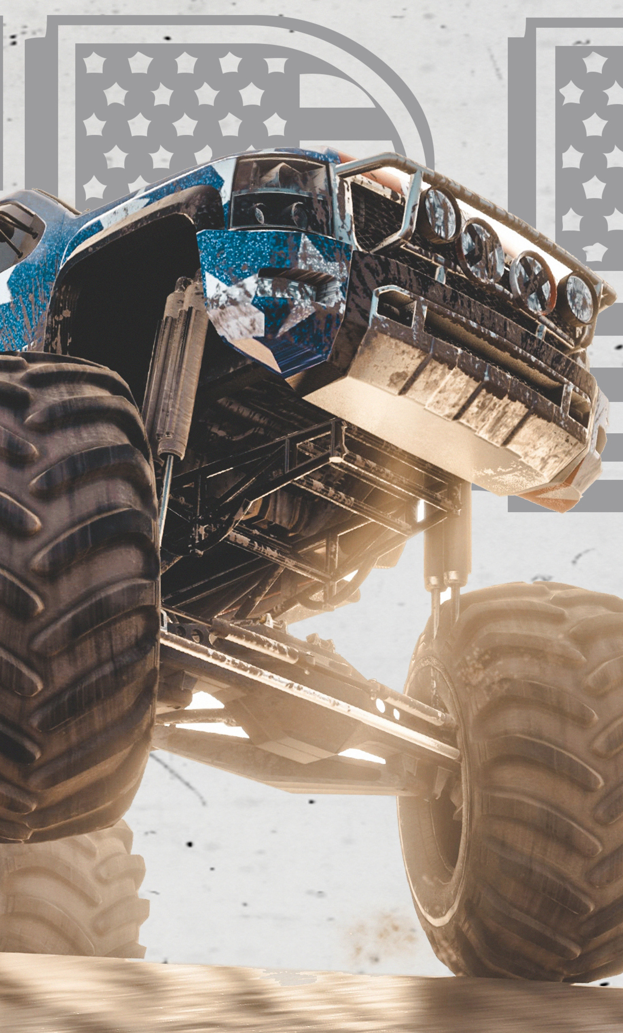 1280x2120 Monster Truck The Crew Iphone 6 Hd 4k Wallpapers Images Backgrounds Photos And Pictures