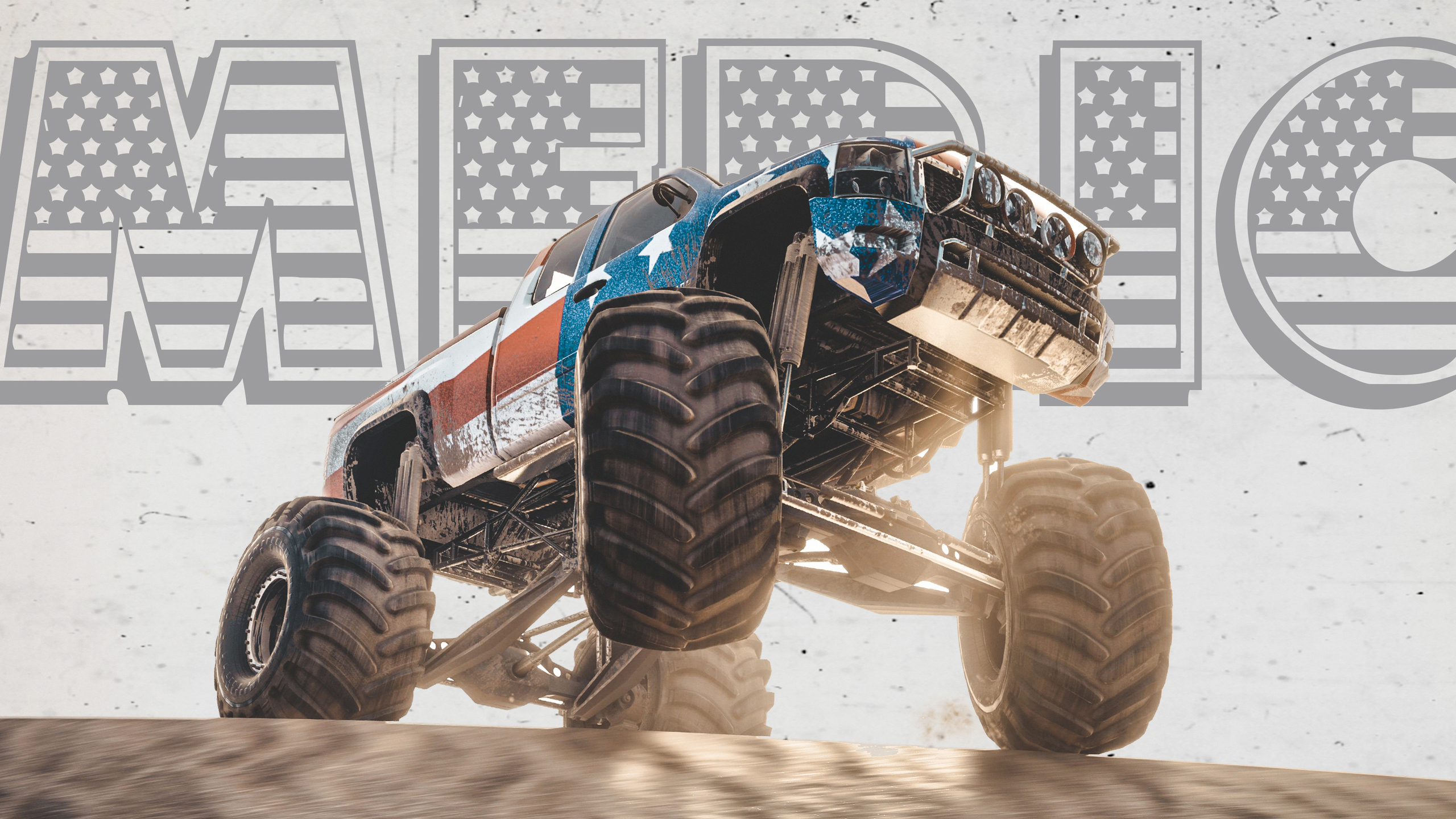 2560x1440 Monster Truck The Crew 1440p Resolution Hd 4k Wallpapers Images Backgrounds Photos And Pictures