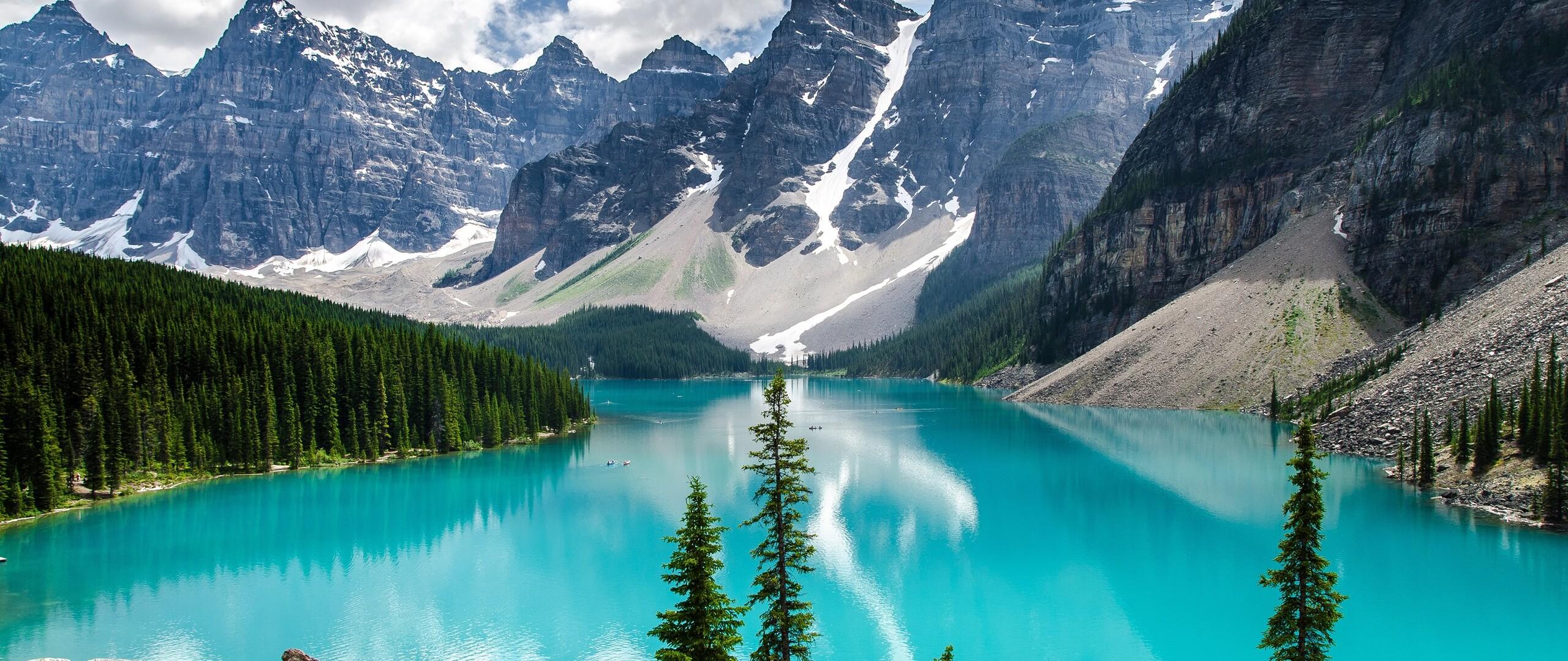 2560x1080 Moraine Lake National Park 2560x1080 Resolution Hd