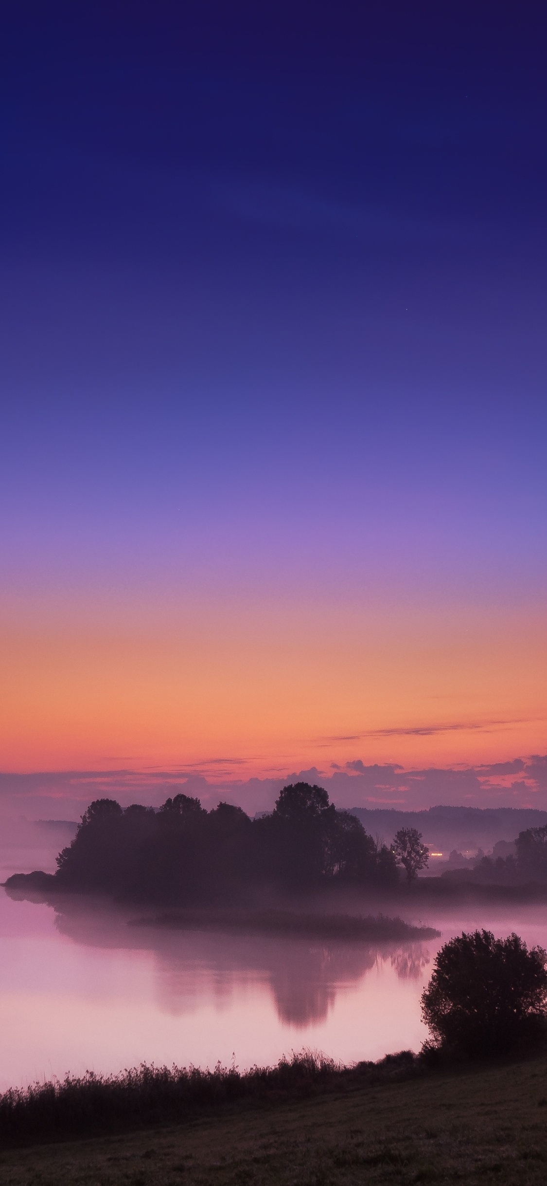 1125x2436 morning twilight iphone xs iphone 10 iphone x hd - Twilight wallpaper for iphone ...
