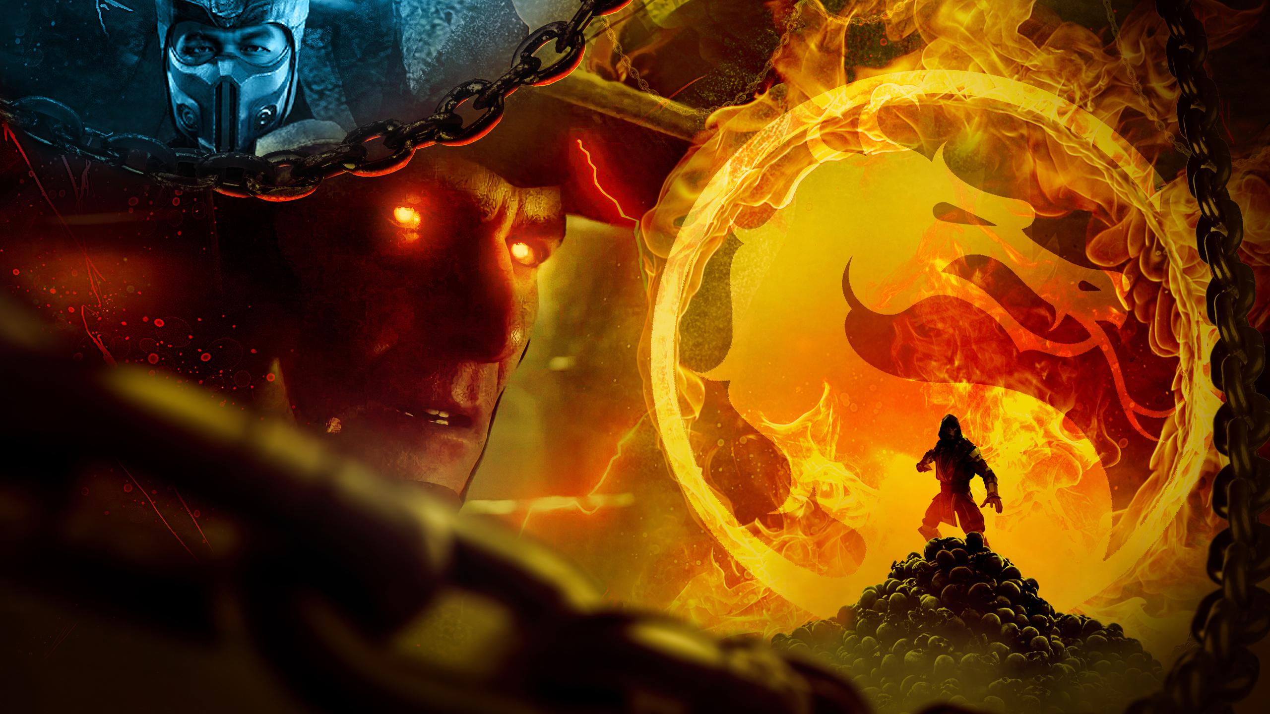 2560x1440 Mortal Kombat 11 Art 4k 1440p Resolution Hd 4k