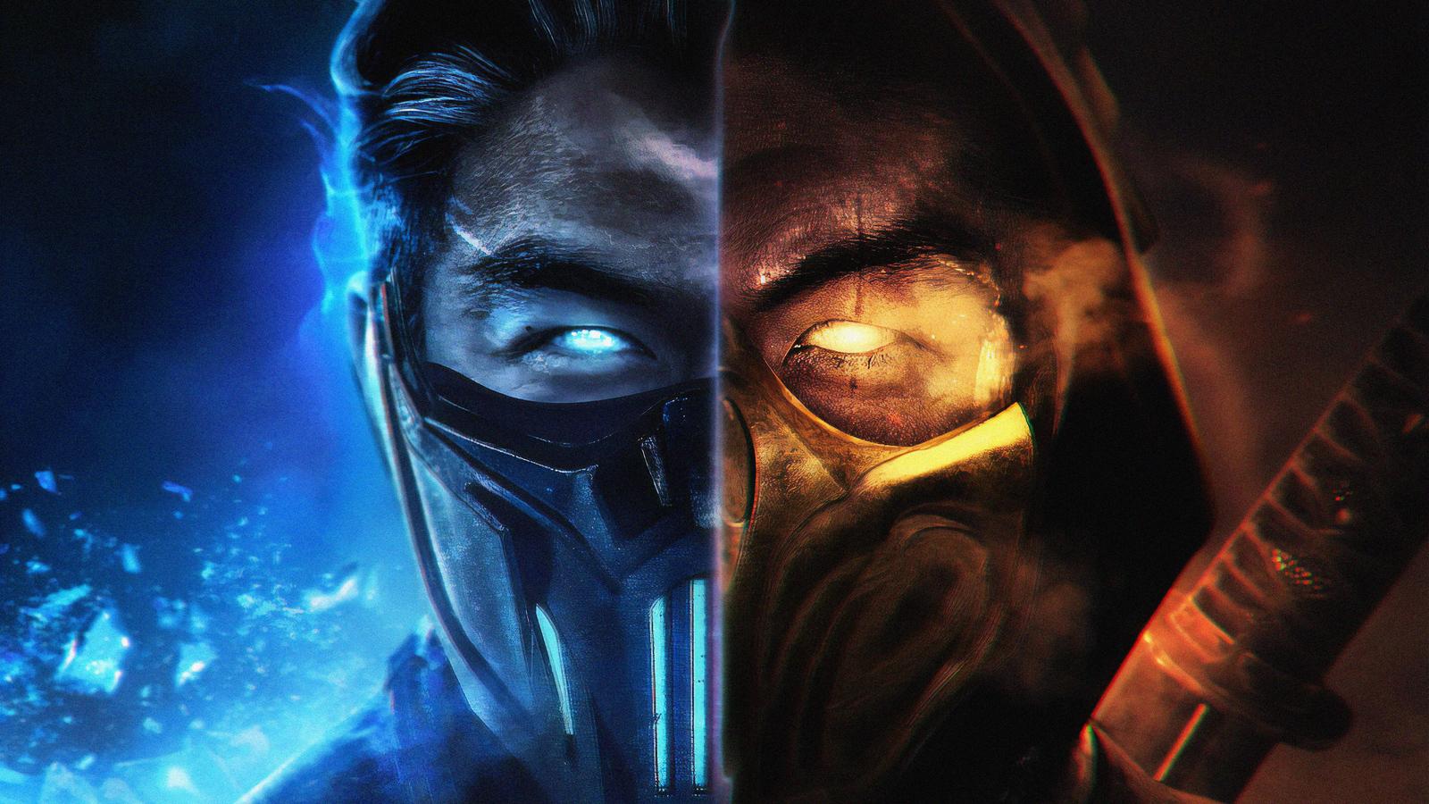 1600x900 Mortal Kombat Subzero And Scorpion 1600x900 Resolution Hd