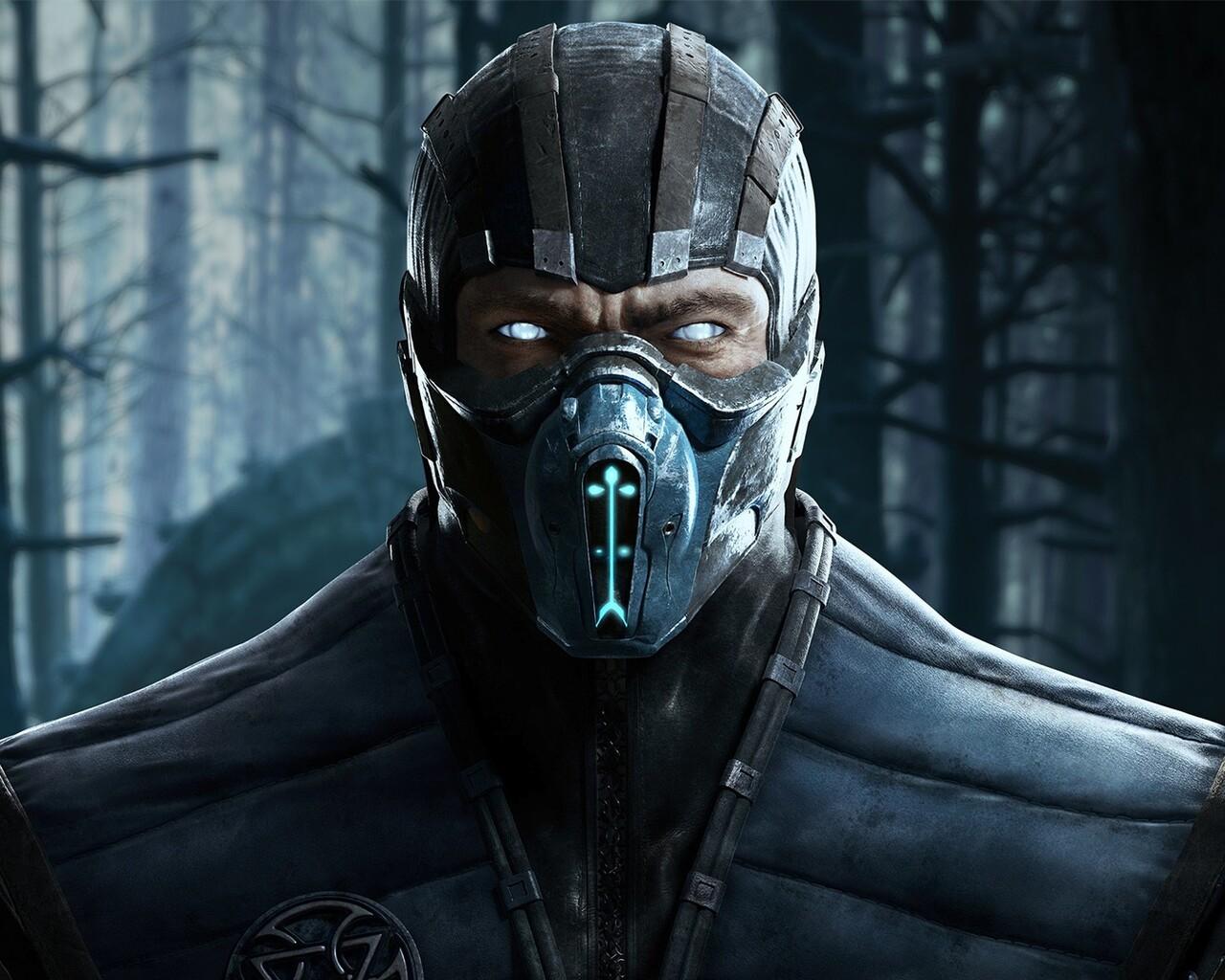 1280x1024 Mortal Kombat X Sub Zero 1280x1024 Resolution HD
