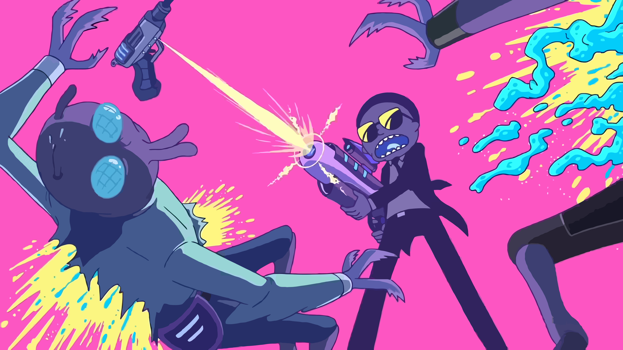 2560x1440 Morty 8k 1440P Resolution HD 4k Wallpapers ...