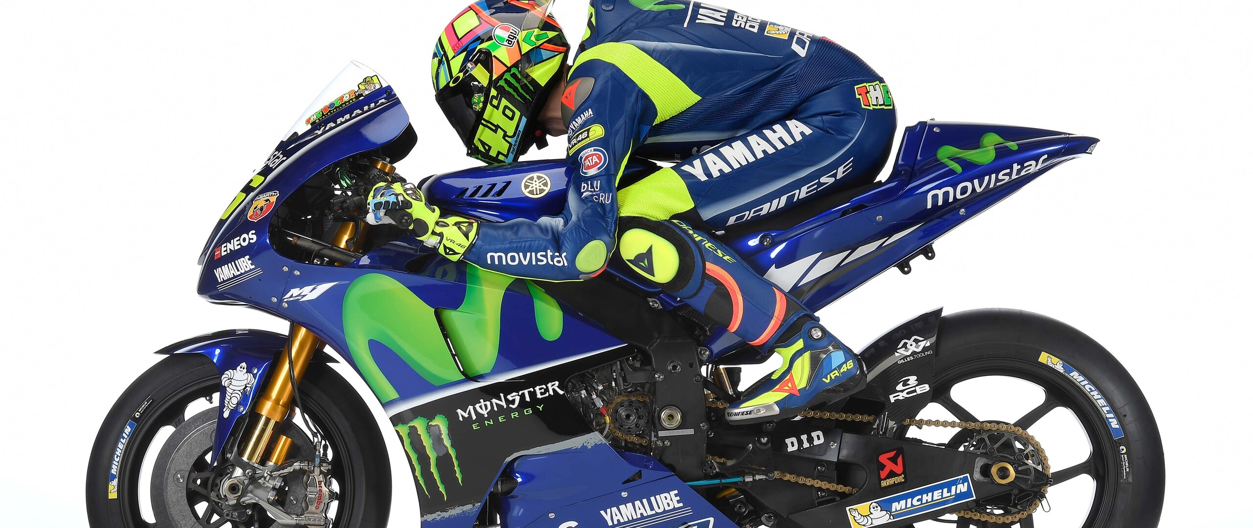 2560x1080 Motogp Valentino Rossi Yamaha YZR M1 2560x1080 Resolution HD 4k Wallpapers, Images