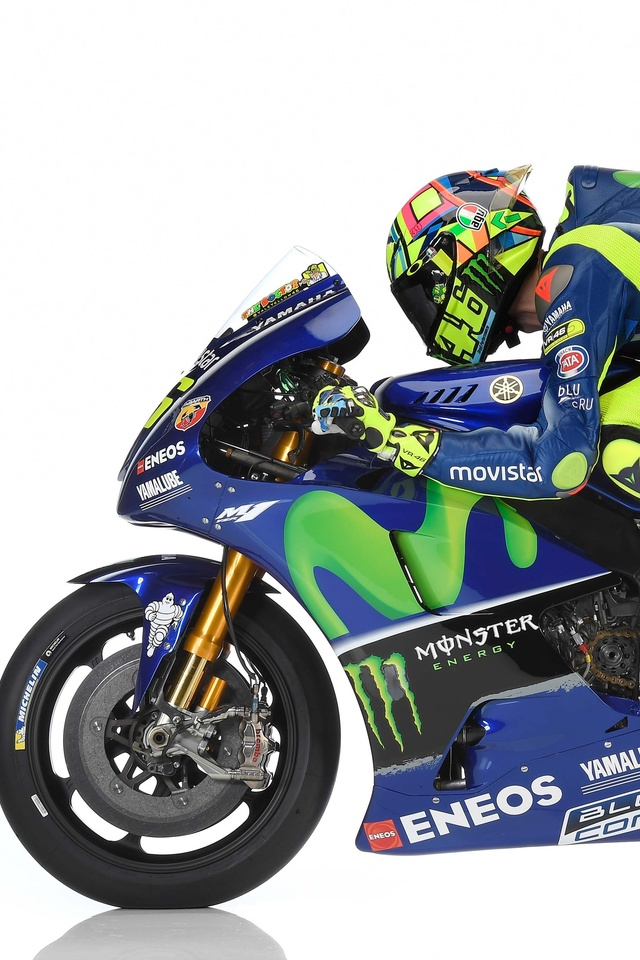 640x960 Motogp Valentino Rossi Yamaha Yzr M1 Iphone 4 Iphone 4s Hd 4k Wallpapers Images Backgrounds Photos And Pictures