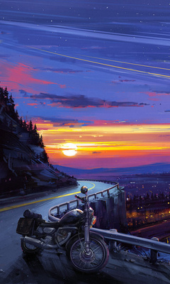 motorcyle-digital-art-sunset-artwork-it.jpg