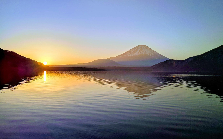 2880x1800 Mount Fuji 4k Macbook Pro Retina Hd 4k Wallpapers