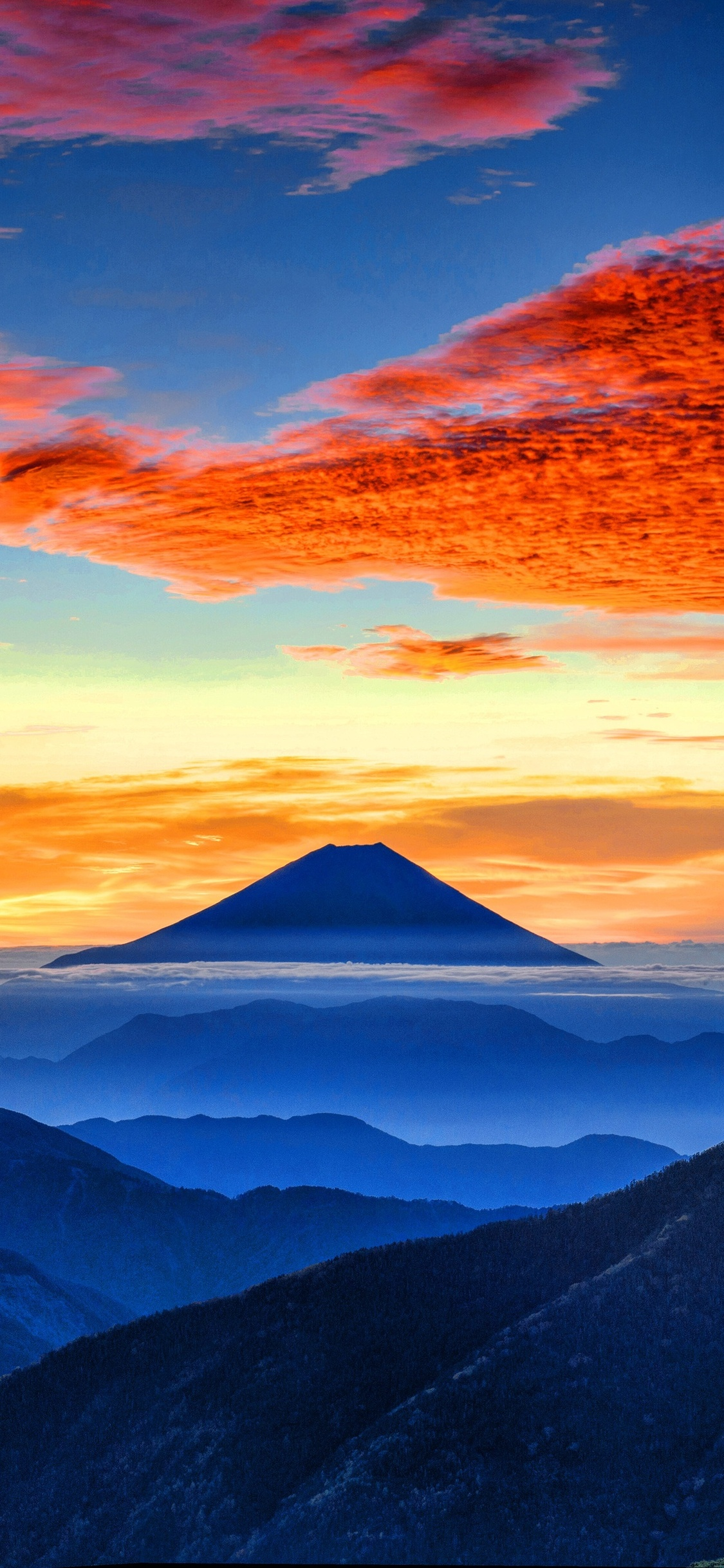 Mount Fuji Panaromic 8k Uj