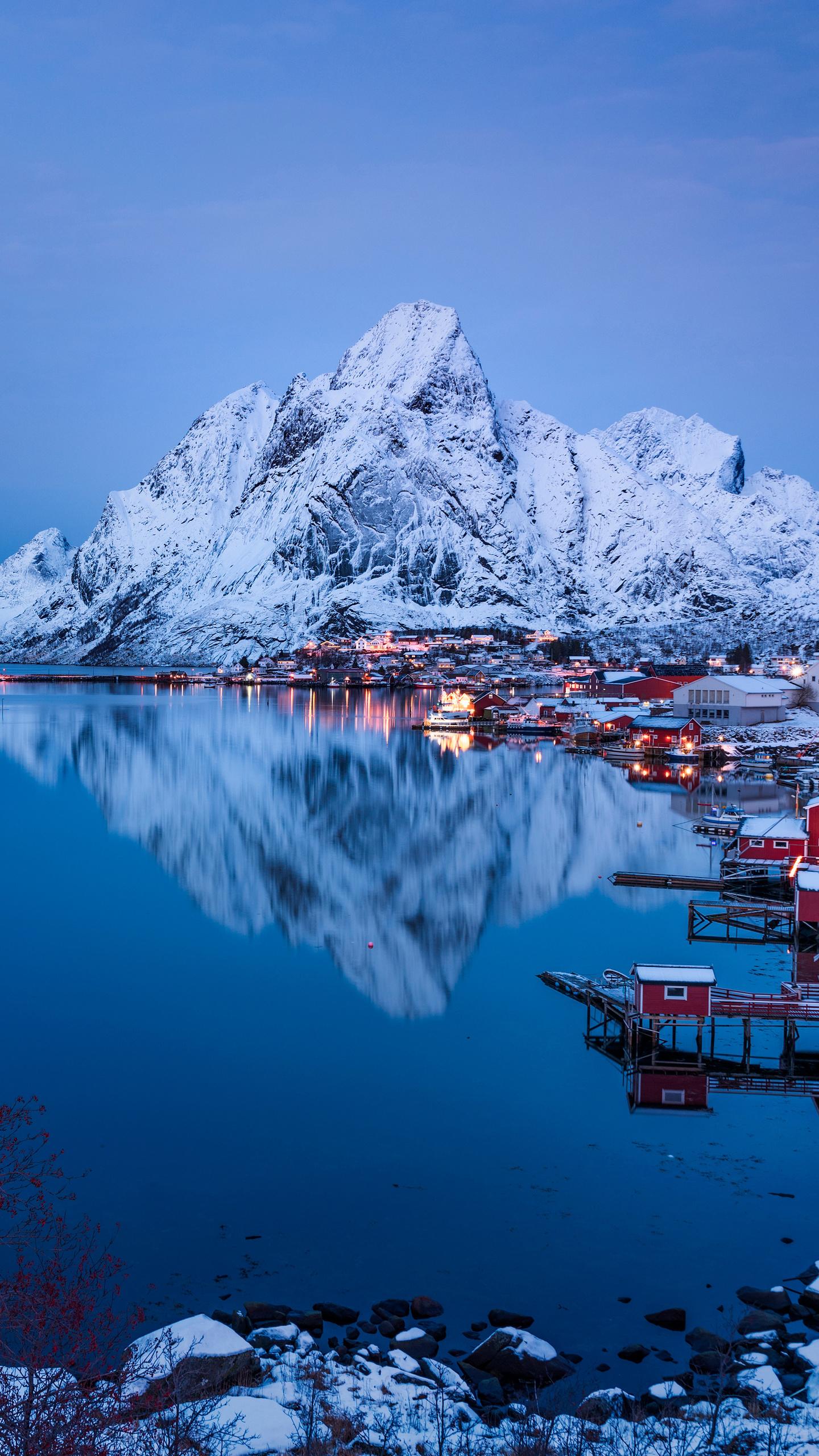 Simple Wallpaper Mountain Google Nexus - mountains-houses-winter-5k-zt-1440x2560  Best Photo Reference_296155.jpg