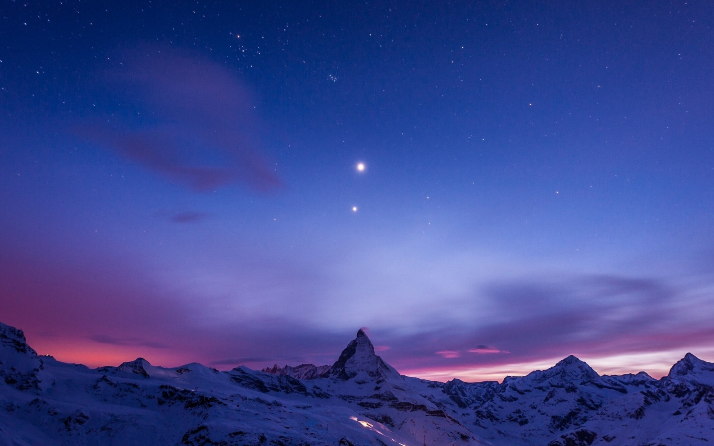 2880x1800 mountains night macbook pro retina hd 4k - Night mountain wallpaper 4k ...