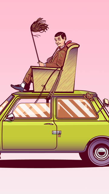 mr-bean-sitting-on-top-of-his-car-vector-art-1k.jpg