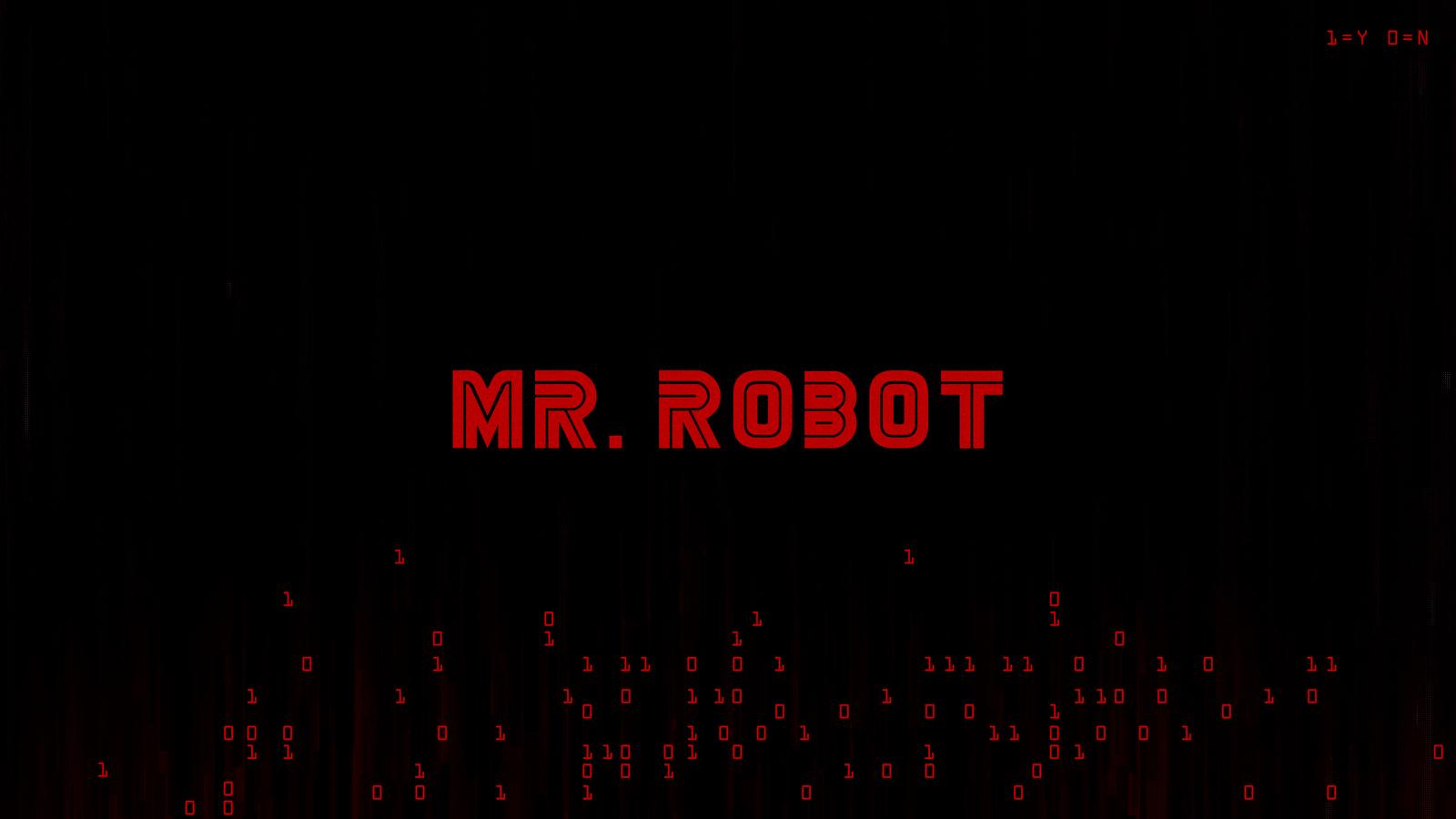 1600x900 Mr Robot Logo 4k 2018 1600x900 Resolution Hd 4k
