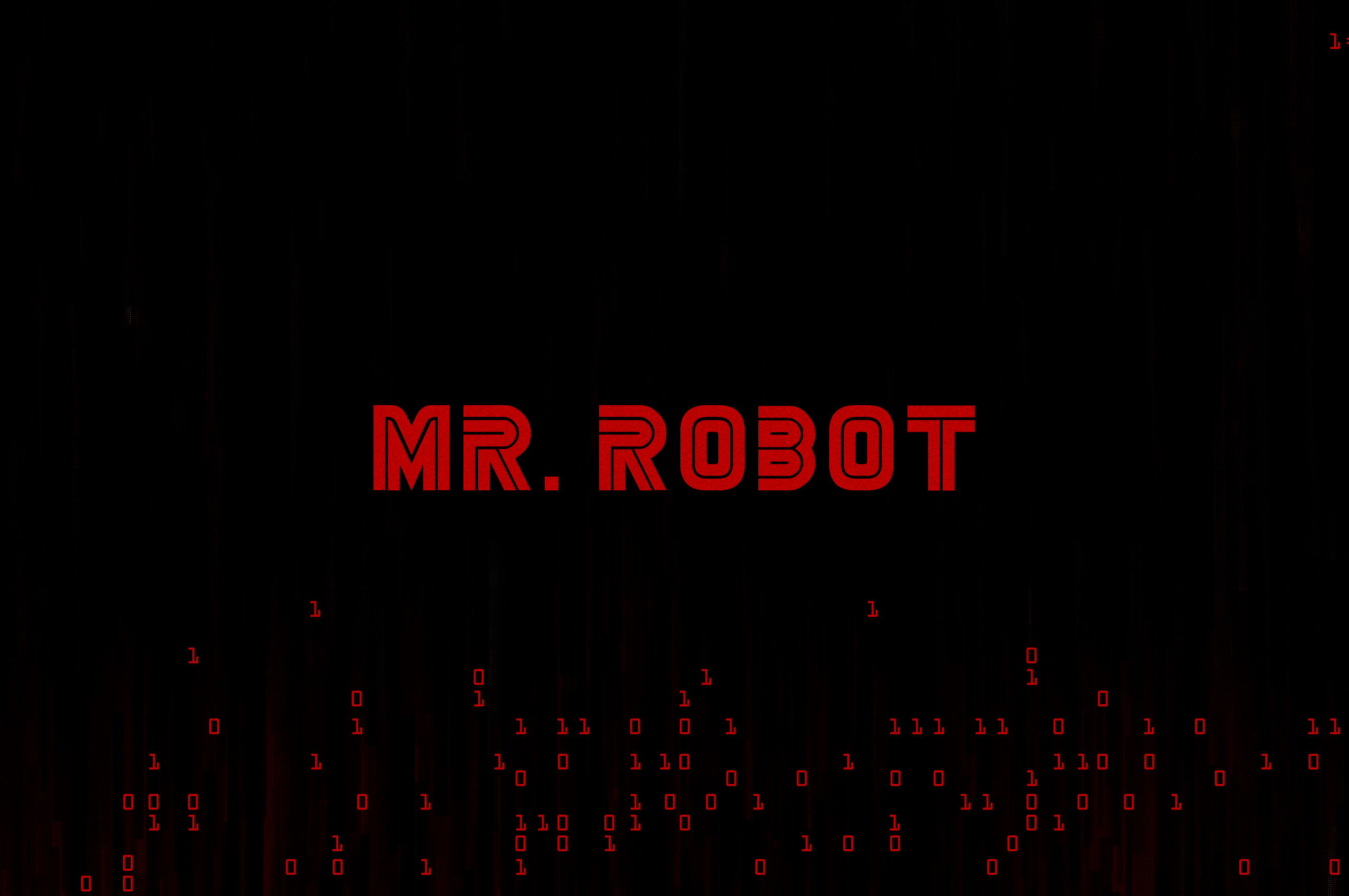 2560x1700 Mr Robot Logo 4k Chromebook Pixel Hd 4k Wallpapers