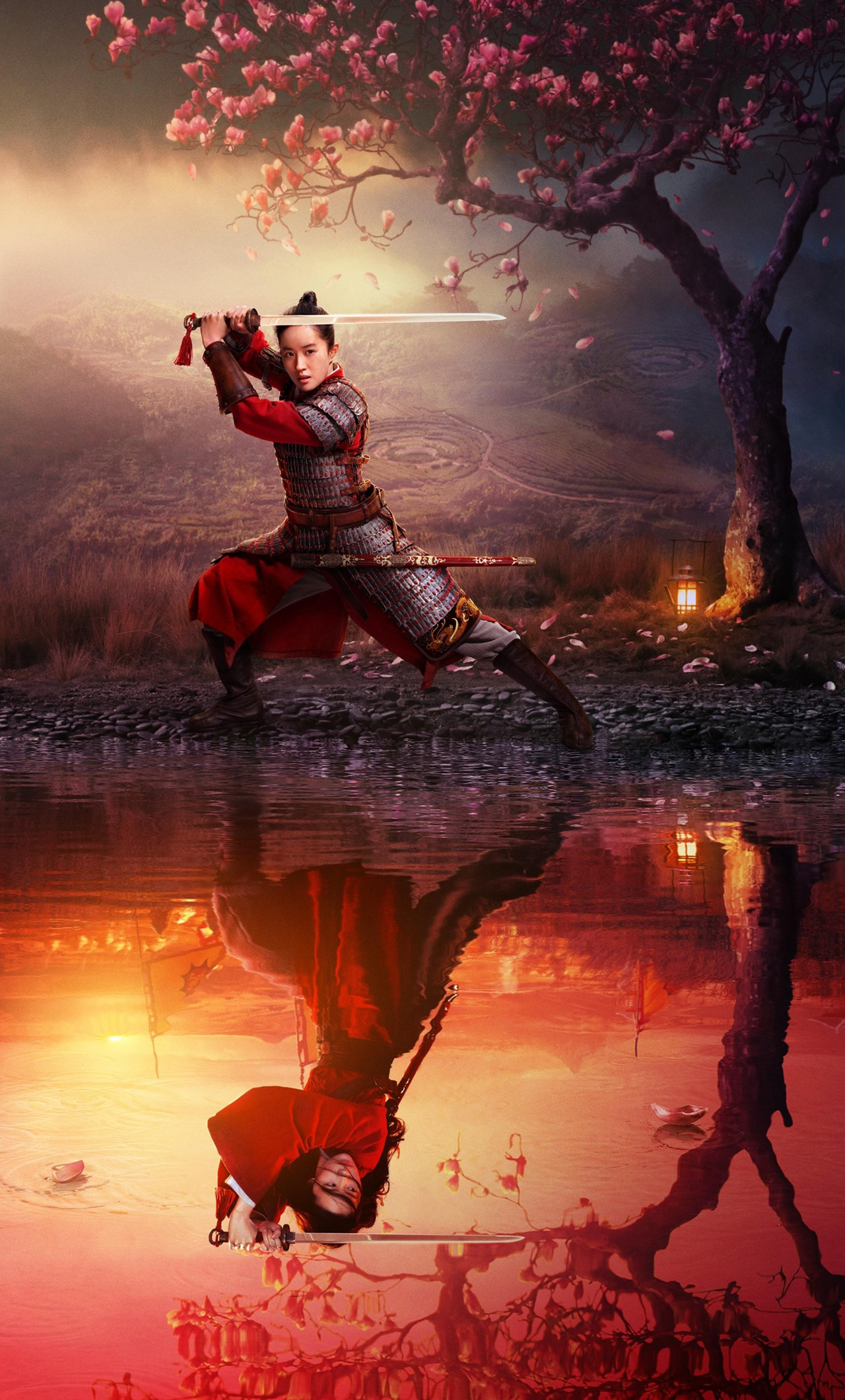 1280x2120 Mulan Movie 2020 Poster Iphone 6 Hd 4k Wallpapers Images Backgrounds Photos And Pictures