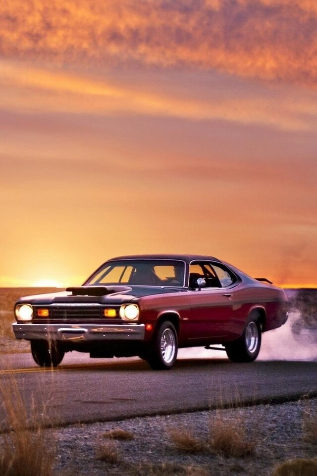 640x960 Muscle Car Iphone 4 Iphone 4s Hd 4k Wallpapers Images