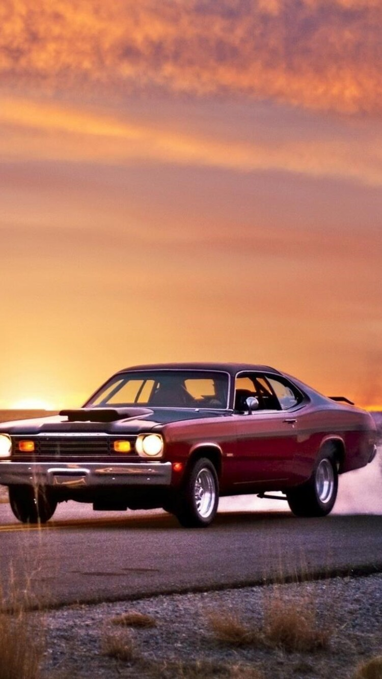 750x1334 Muscle Car Iphone 6 Iphone 6s Iphone 7 Hd 4k Wallpapers
