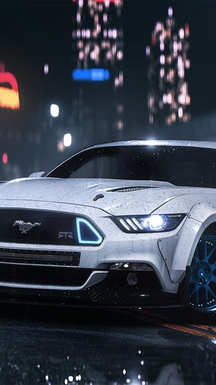 750x1334 Mustang Need For Speed Payback Iphone 6 Iphone 6s
