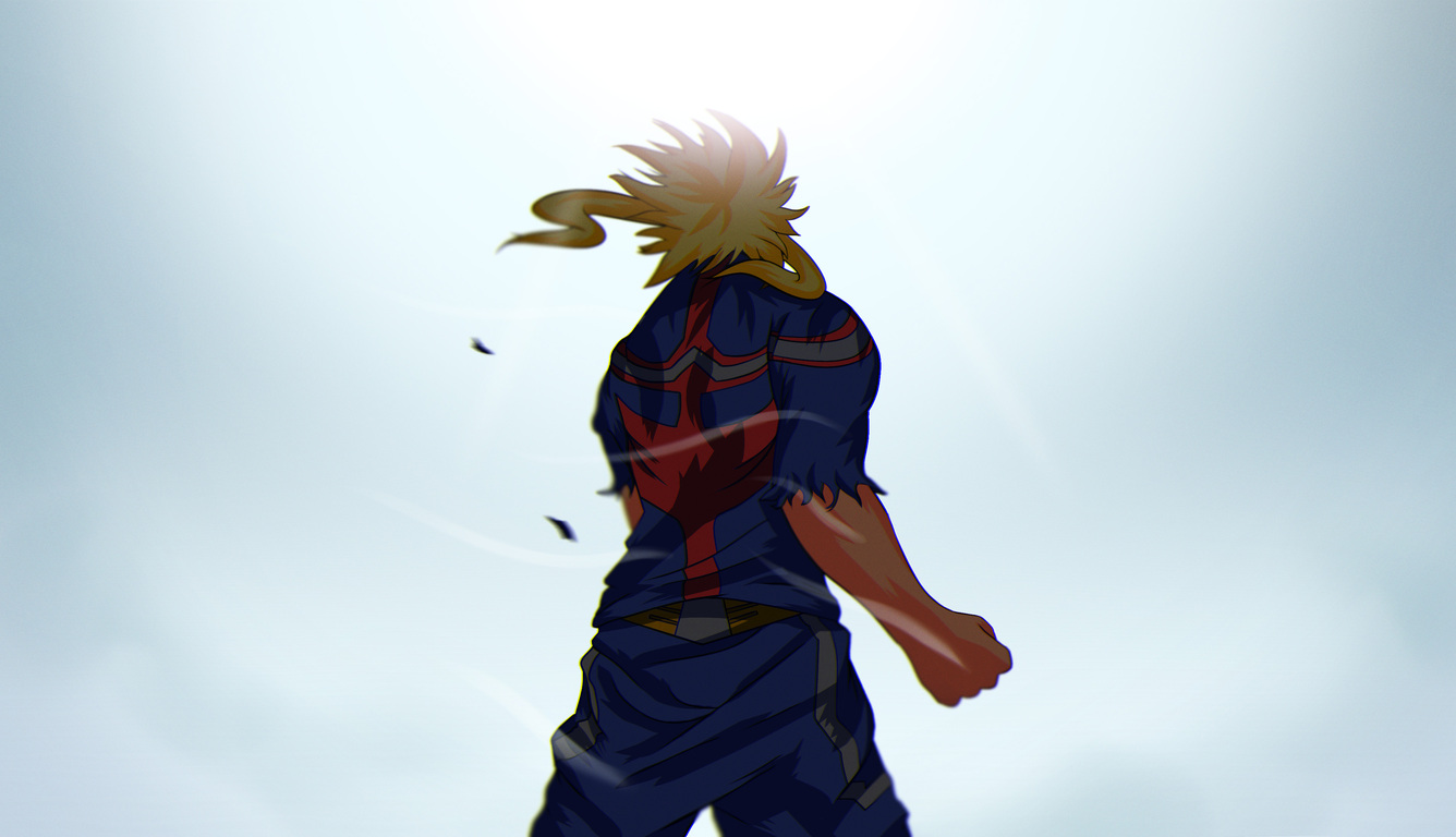 1336x768 My Hero Academia 4k Laptop Hd Hd 4k Wallpapers Images Backgrounds Photos And Pictures