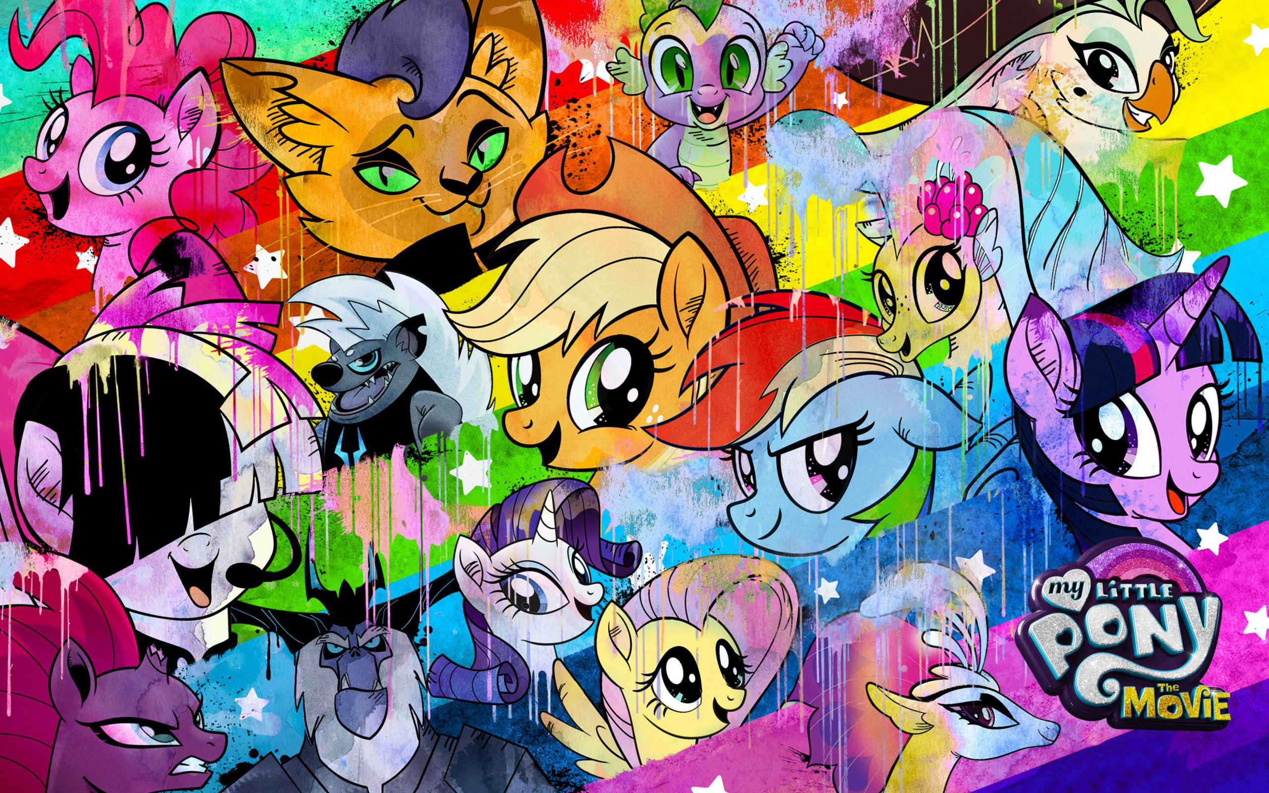 2560x1600 My Little Pony Movie 2560x1600 Resolution Hd 4k