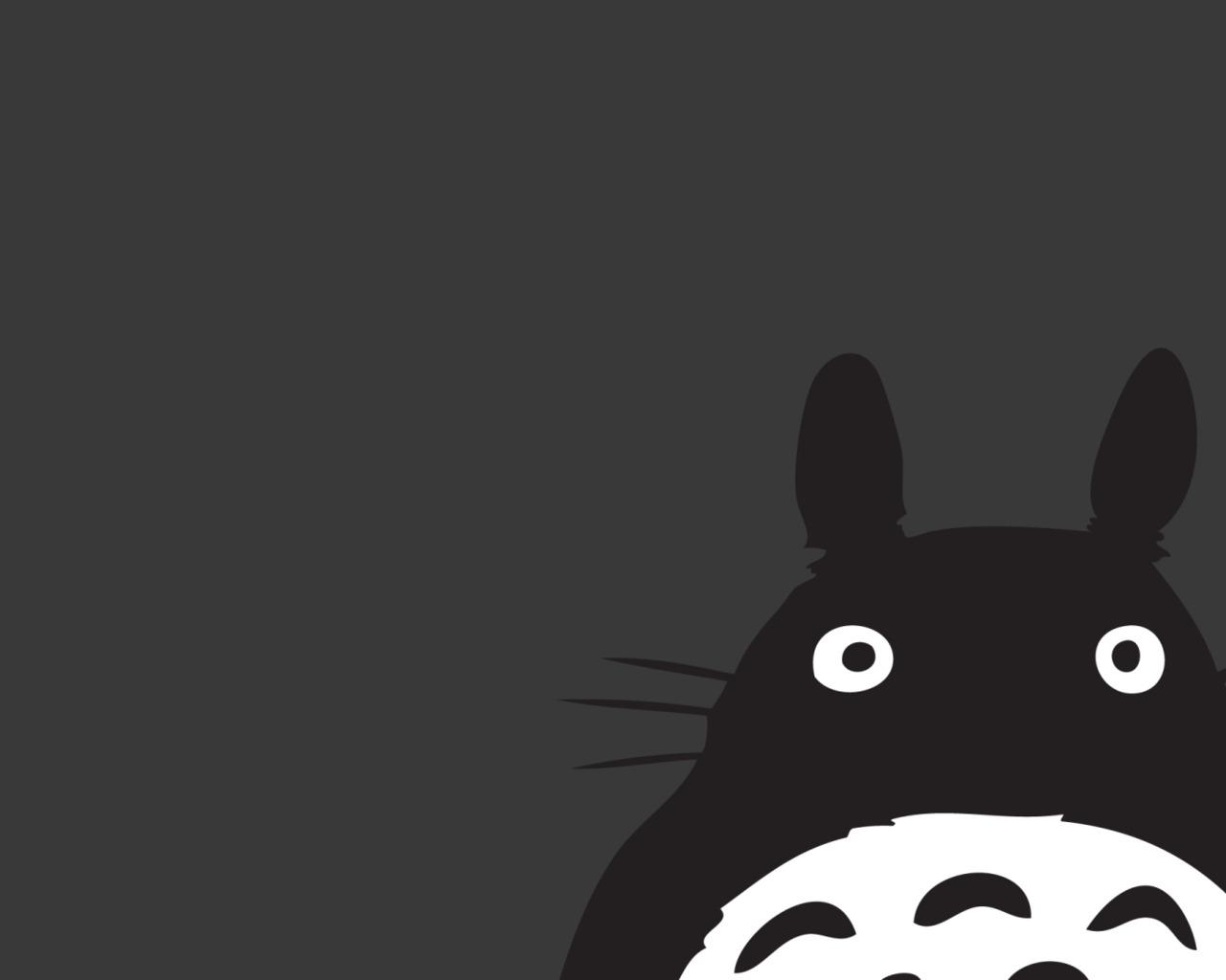 1280x1024 My Neighbor Totoro 1280x1024 Resolution HD 4k