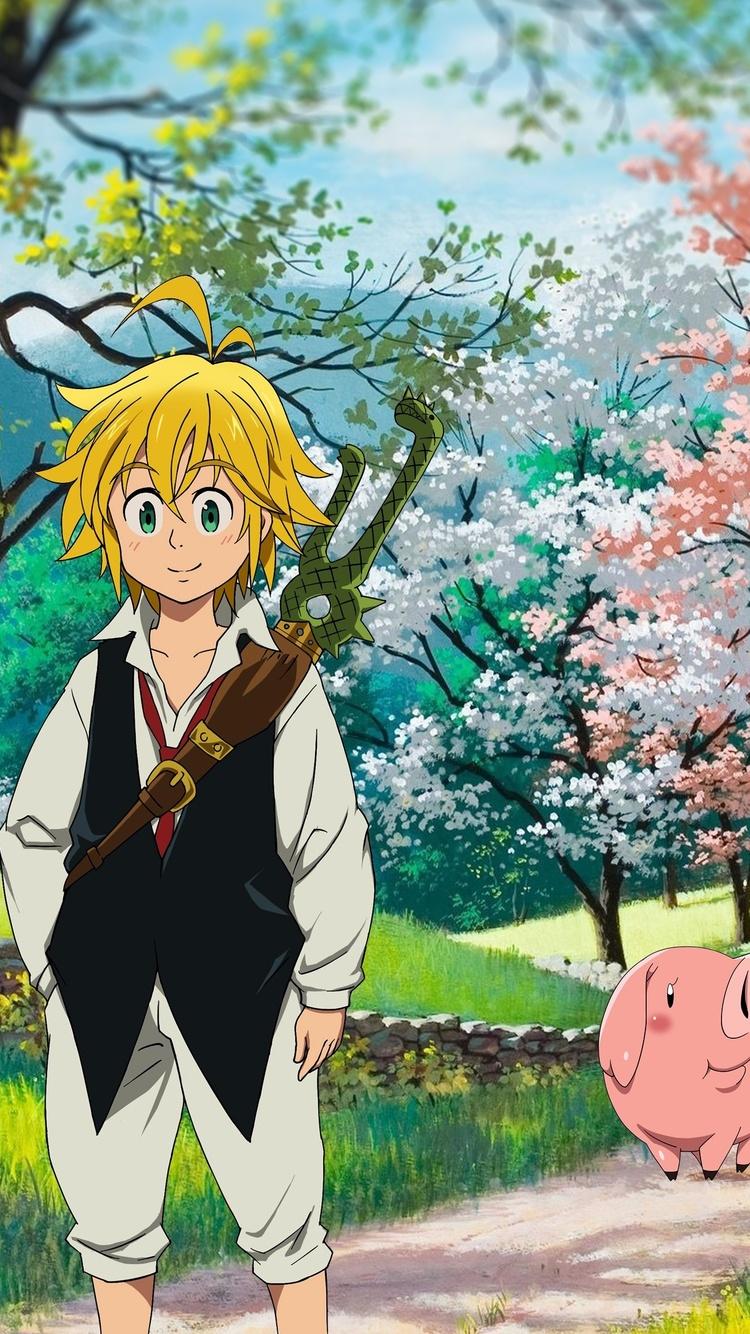 Unduh 700 Wallpaper 4k Anime Nanatsu No Taizai  Gratis