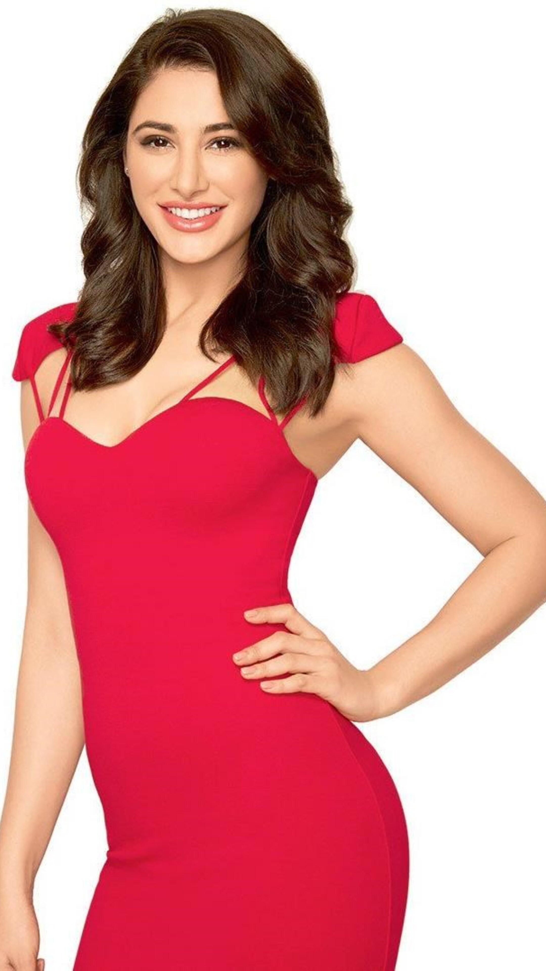 2160x3840 nargis fakhri in red dress sony xperia x,xz,z5 premium hd