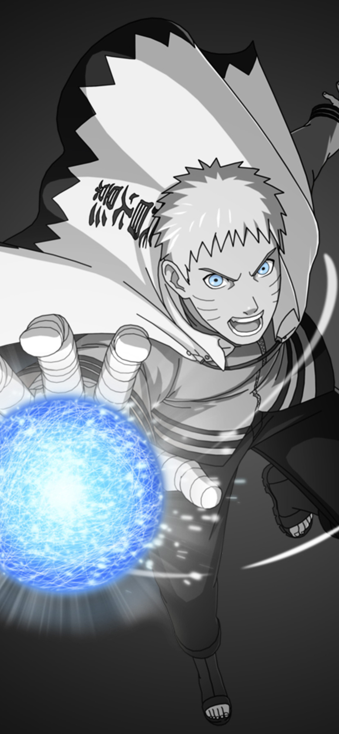 1125x2436 Naruto Rasengan Iphone XSIphone 10Iphone X HD 4k