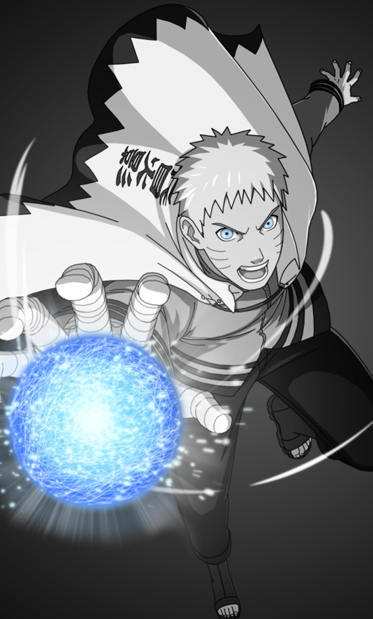 1280x2120 Naruto Rasengan IPhone 6 HD 4k Wallpapers Images