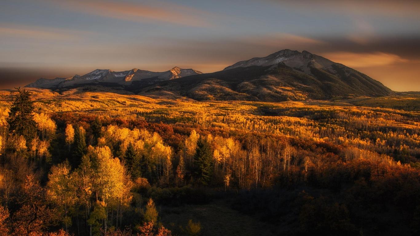 1366x768 Nature Mountains Autumn 1366x768 Resolution Hd 4k
