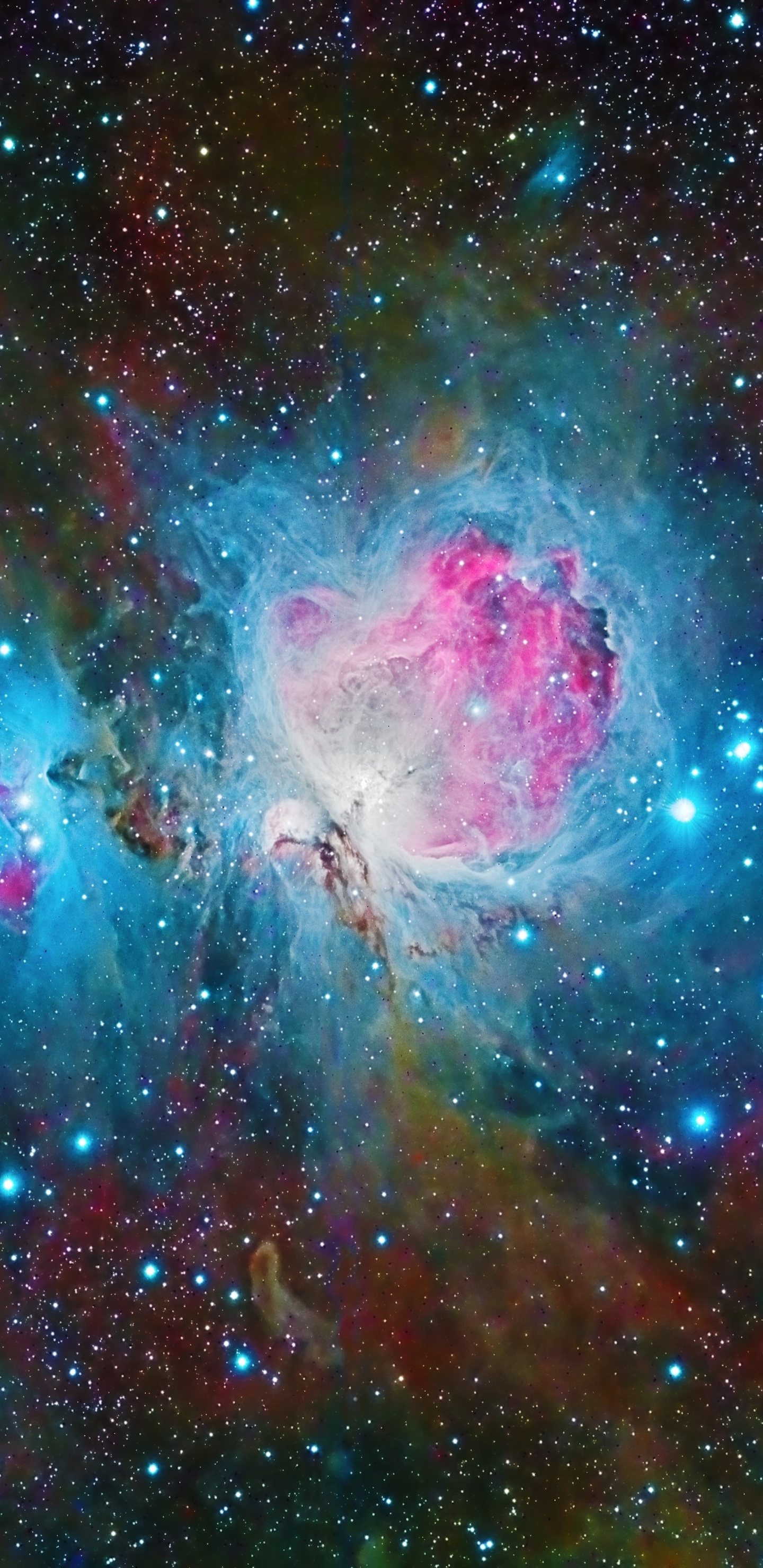 colorful galaxy extra large - HD1440×2960
