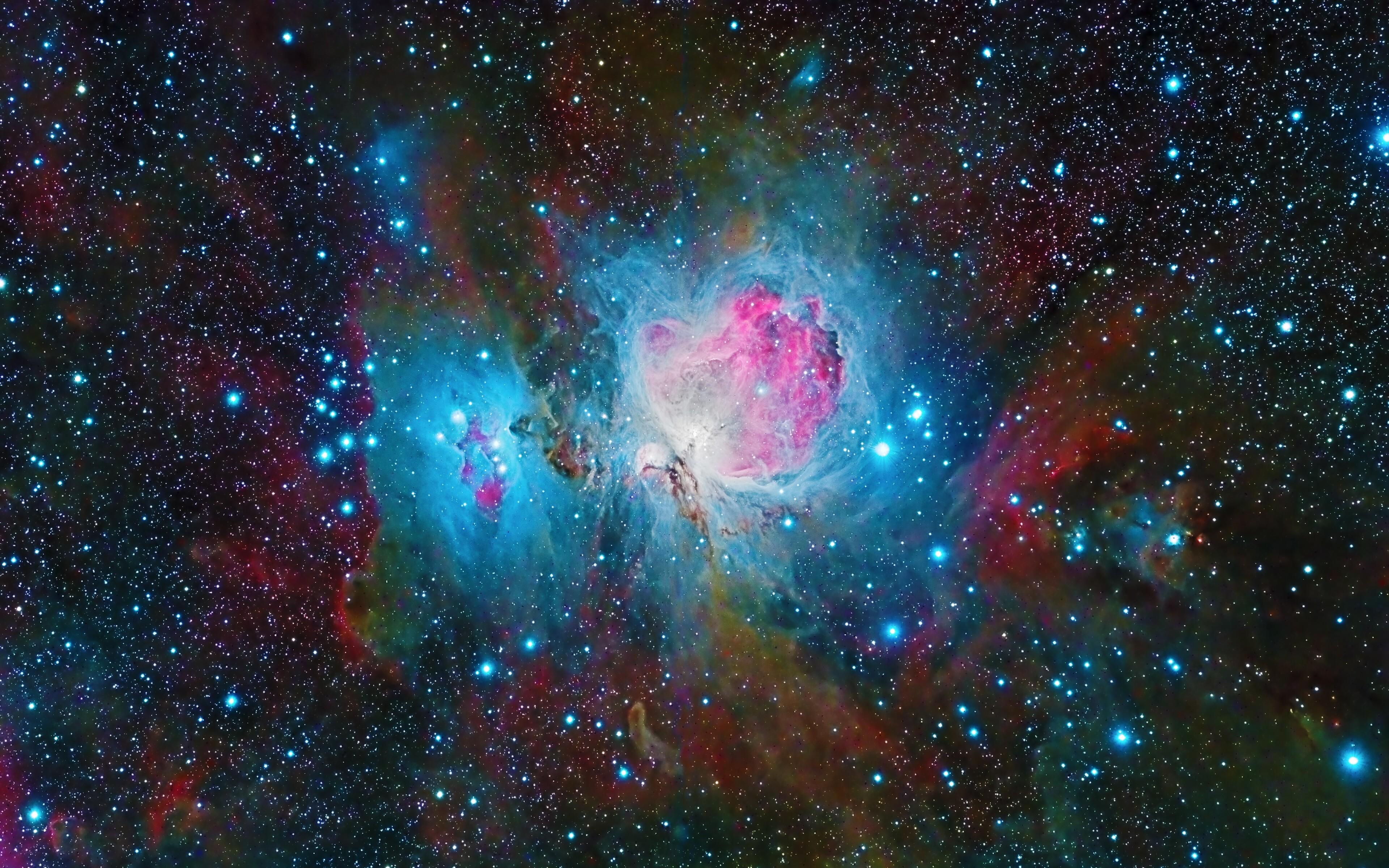 3840x2400 nebula space galaxy colorful 4k 4k hd 4k wallpapers