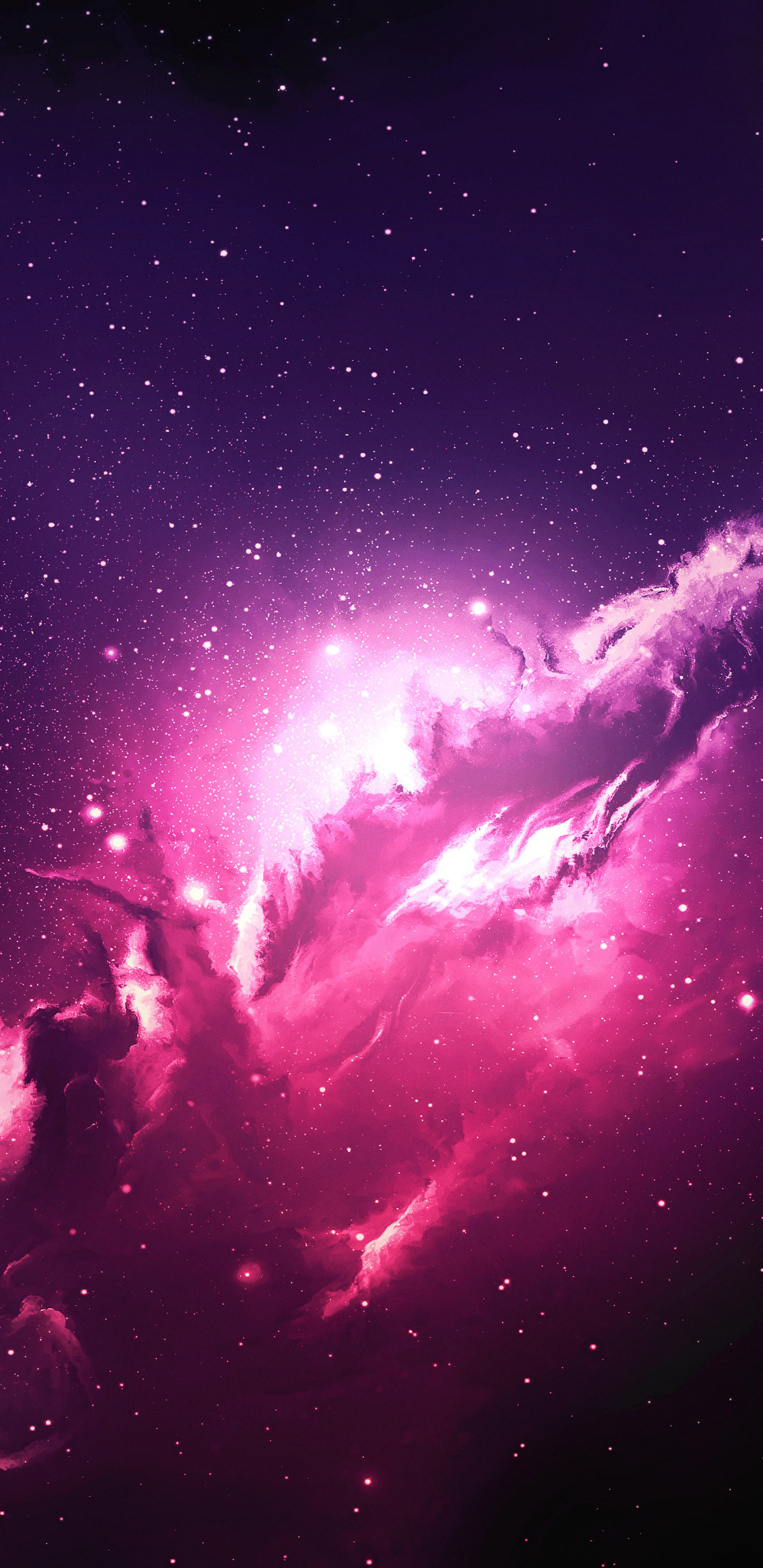 1440x2960 nebula stars universe galaxy space 4k samsung galaxy s8