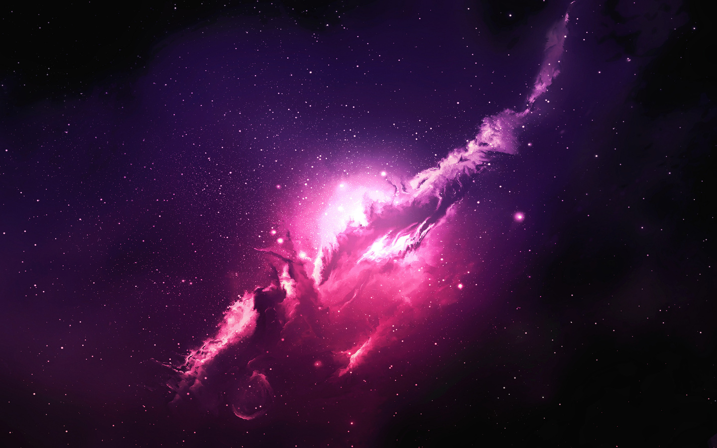 1440x900 nebula stars universe galaxy space 4k 1440x900 resolution