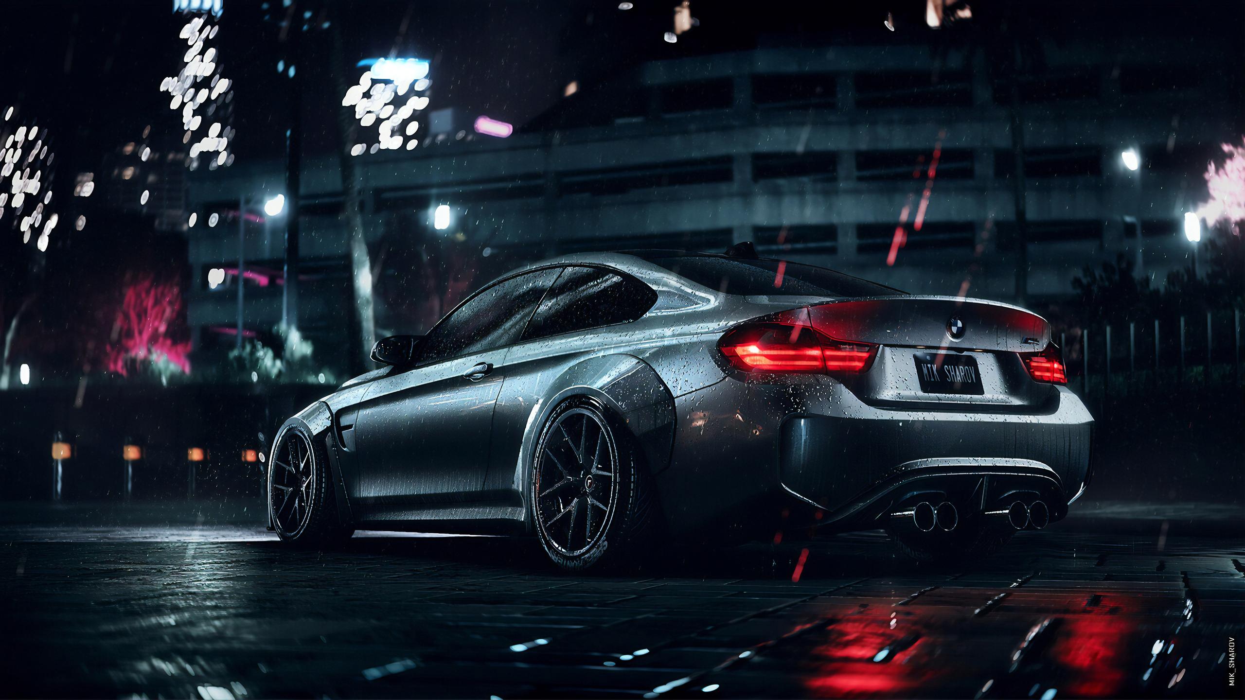 2560x1440 Need For Speed Bmw Dark Night 4k 1440P ...
