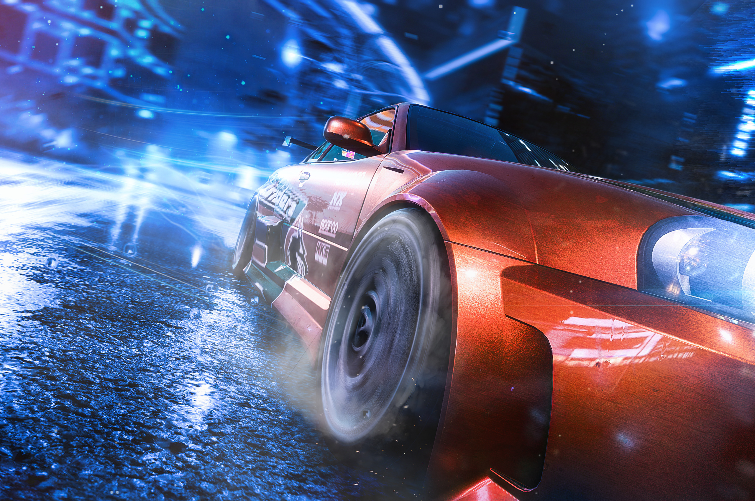 2560x1700 Need For Speed Underground Cover 4k Chromebook Pixel Hd