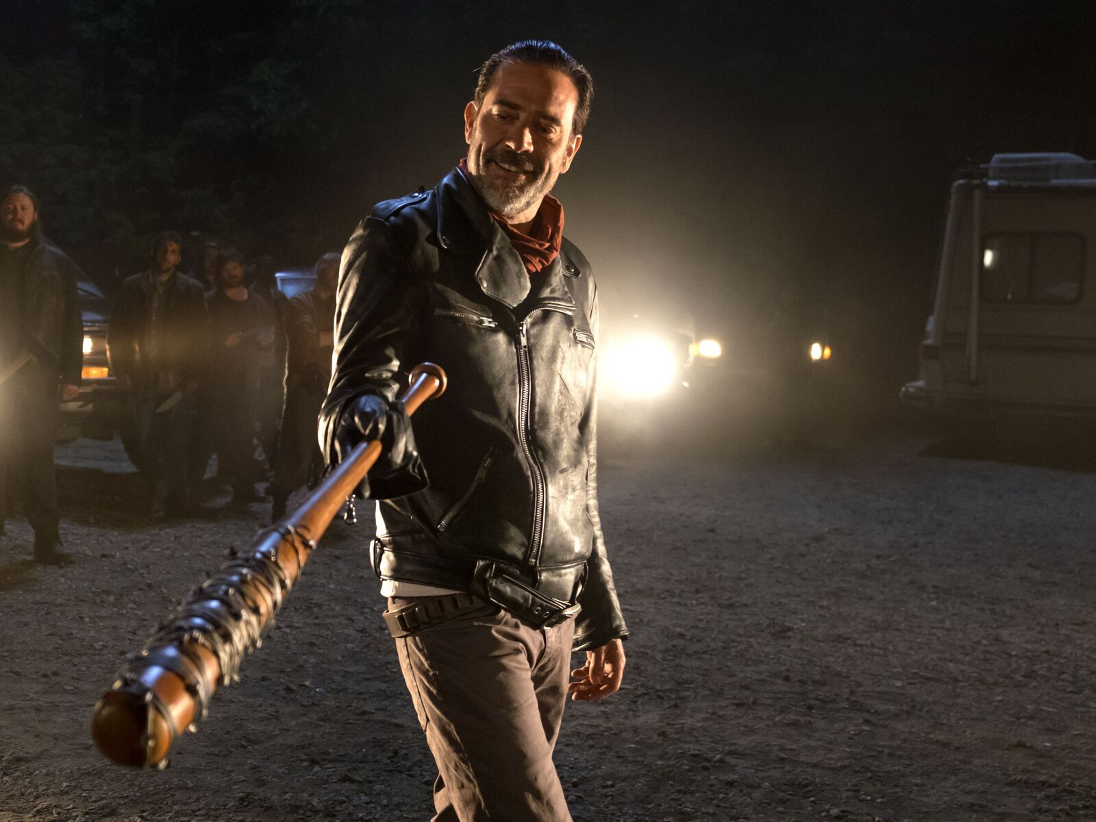 1600x1200 Negan The Walking Dead Season 7 1600x1200