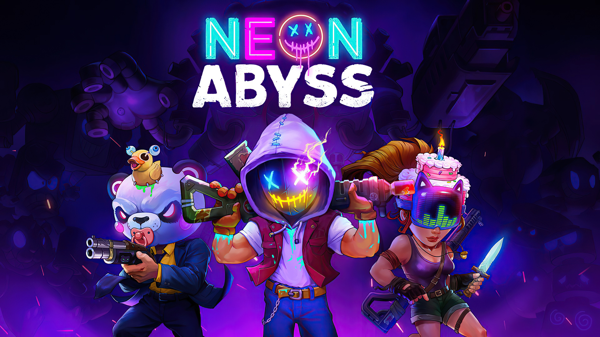 2048x1152 Neon Abyss Game 2020 2048x1152 Resolution Hd 4k Wallpapers Images Backgrounds Photos And Pictures