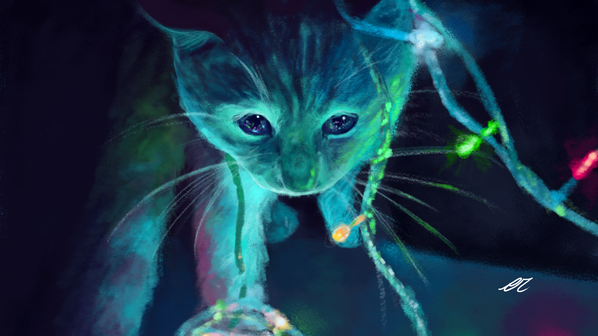 1920x1080 Wallpaper Cats Background Animation Images Hd Wallpapers