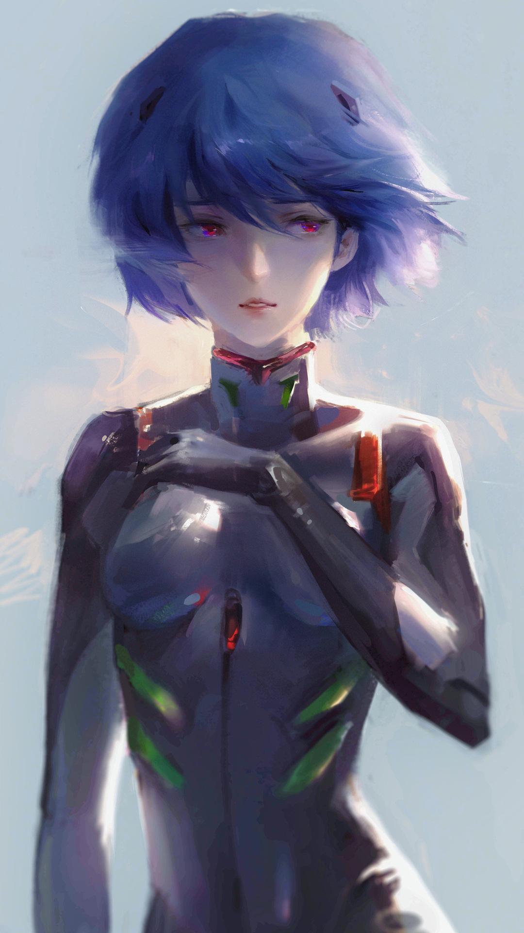 1080x1920 Neon Genesis Evangelion Dcchris Artwork Iphone 7 ...