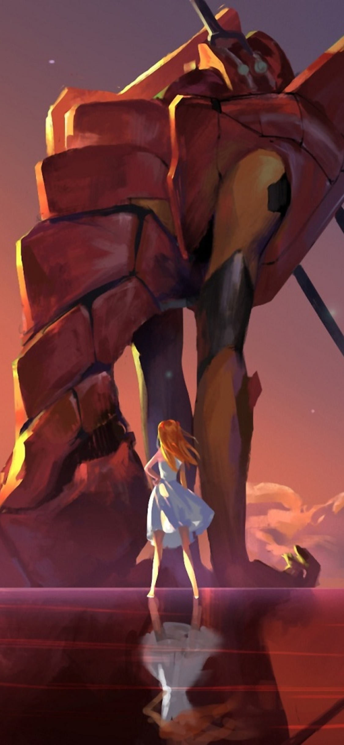 4k Resolution Neon Wallpaper Hd Neon Genesis Evangelion Wallpaper Iphone