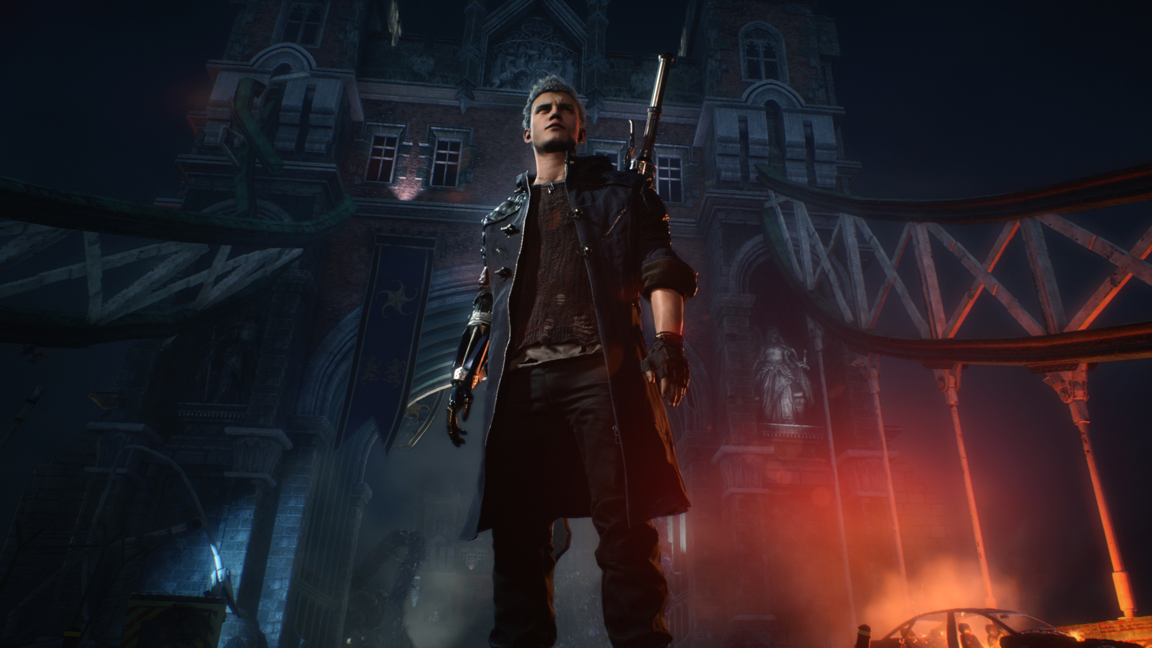 3840x2160 nero in devil may cry 5 4k hd 4k wallpapers images backgrounds photos and pictures - Devil may cry hd pics ...