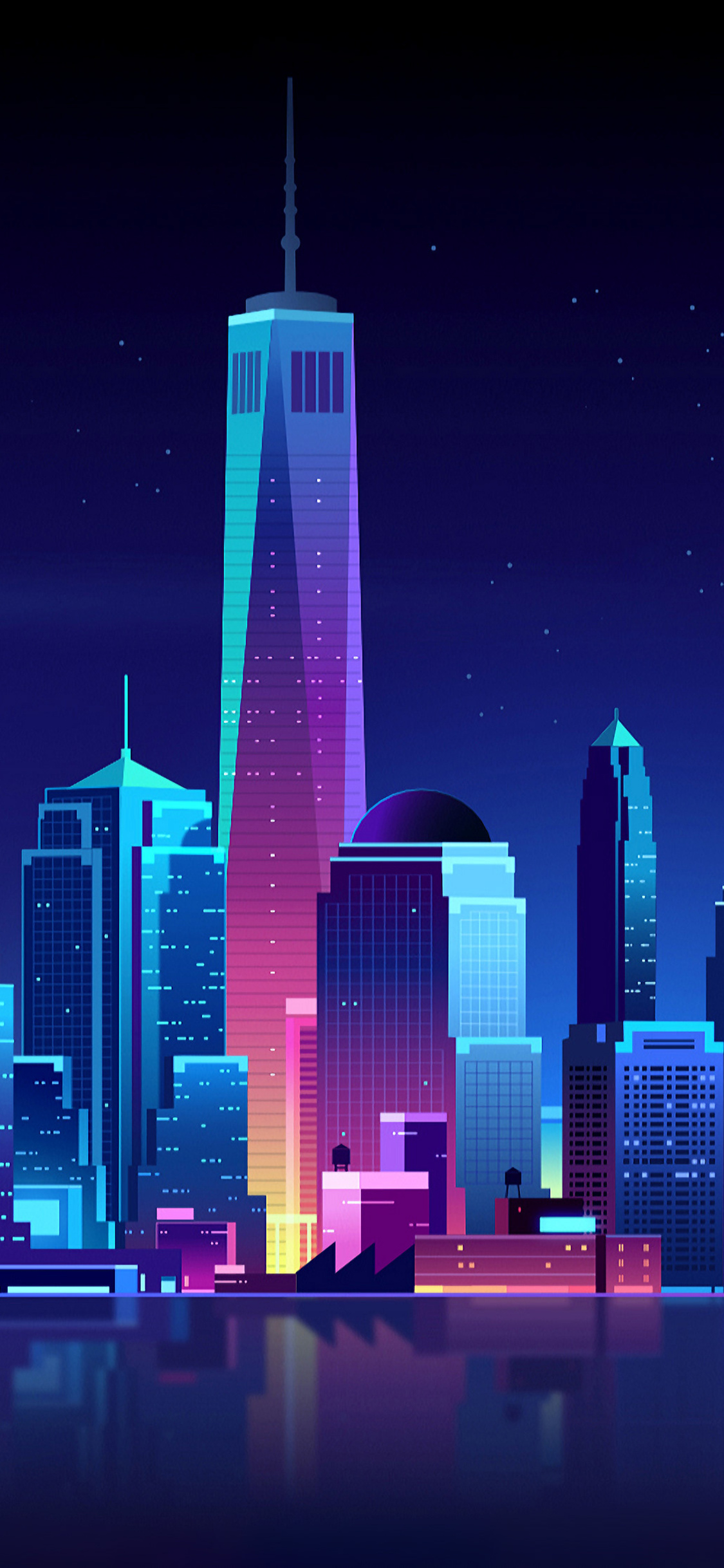 Iphone X Wallpaper 4k New York Wallpaper Iphone